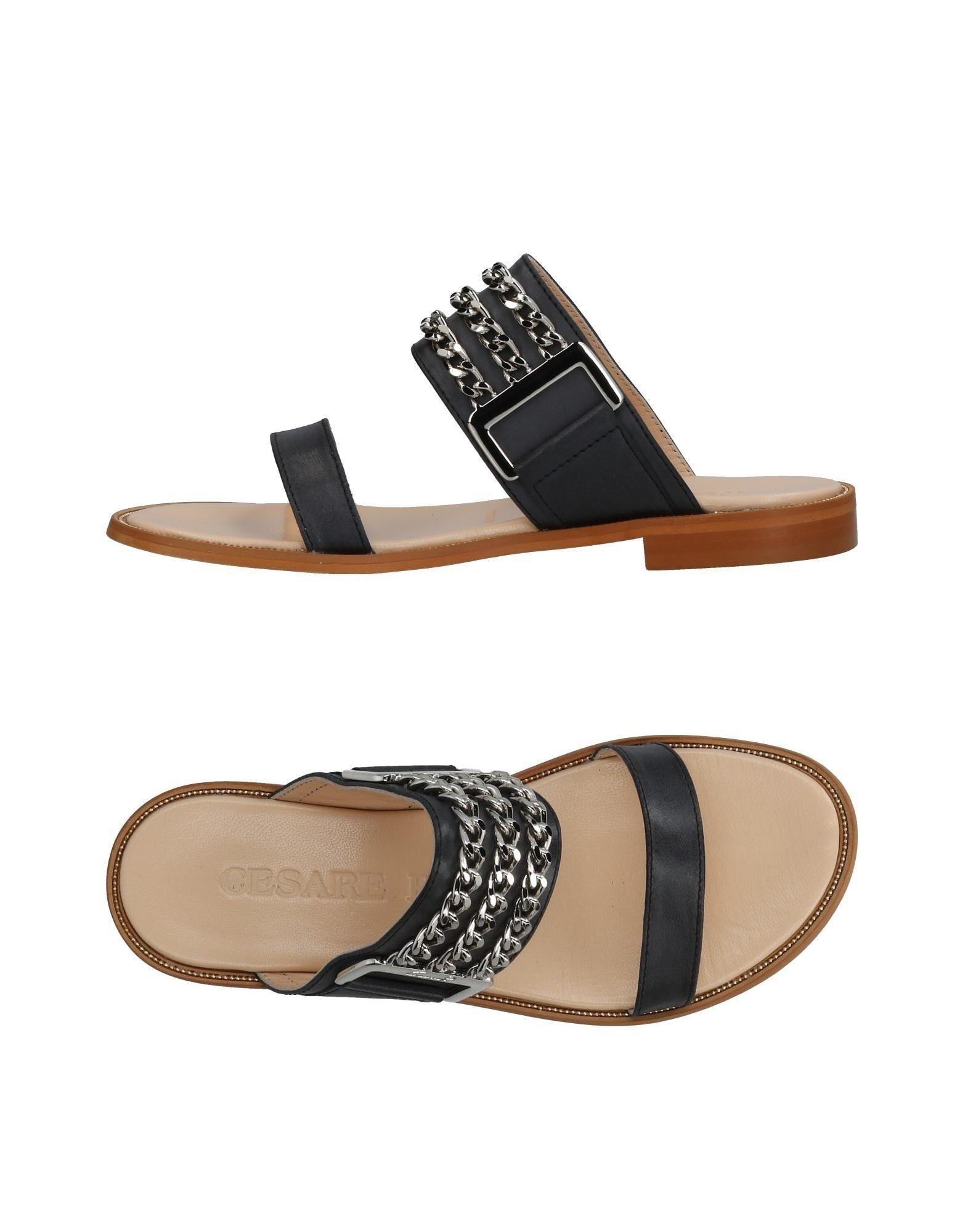 Gut um billige Schuhe zu tragenCesare P. Sandalen Damen  11455256GM