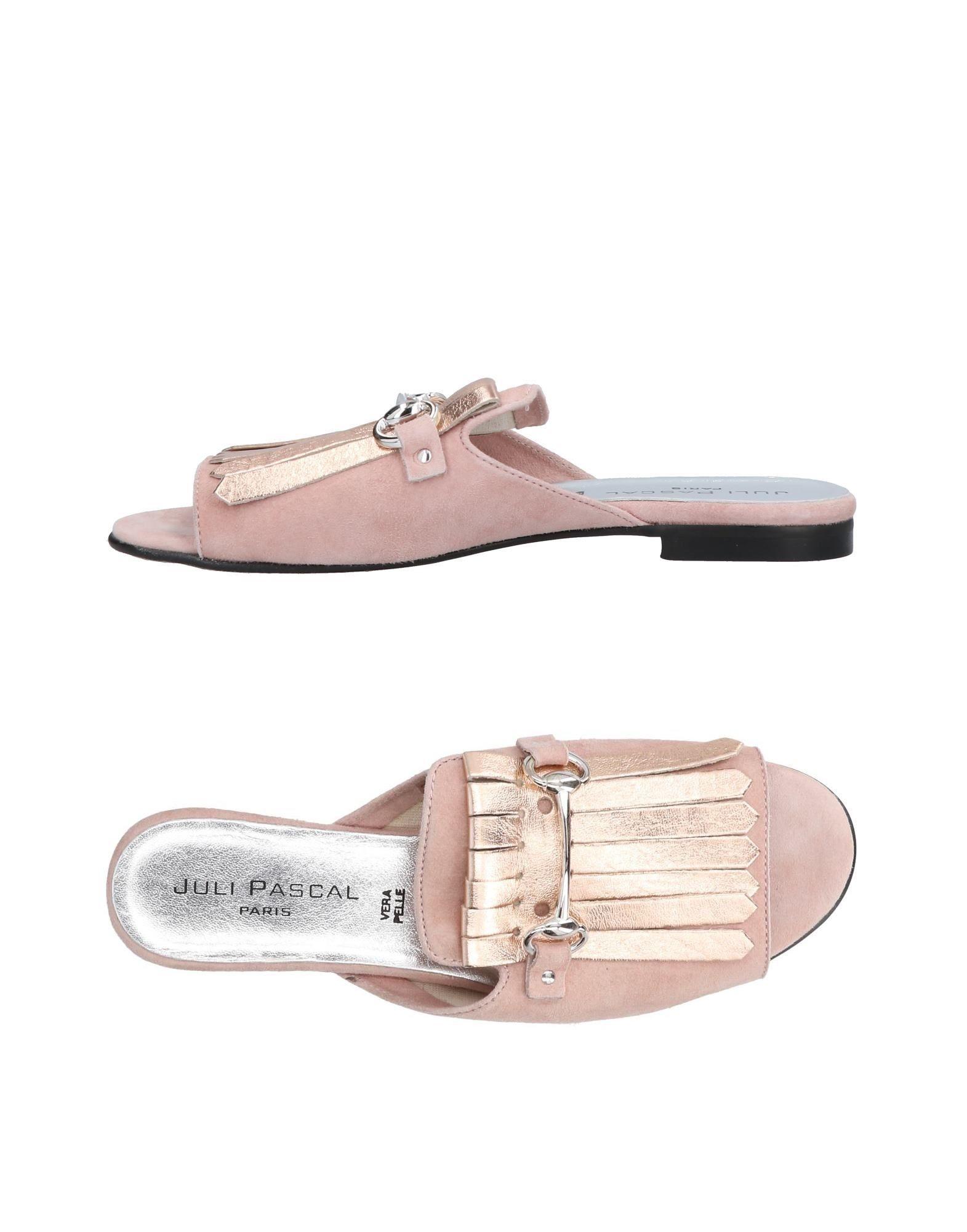 Juli Pascal Paris Sandalen Damen  11455273CA Gute Qualität beliebte Schuhe