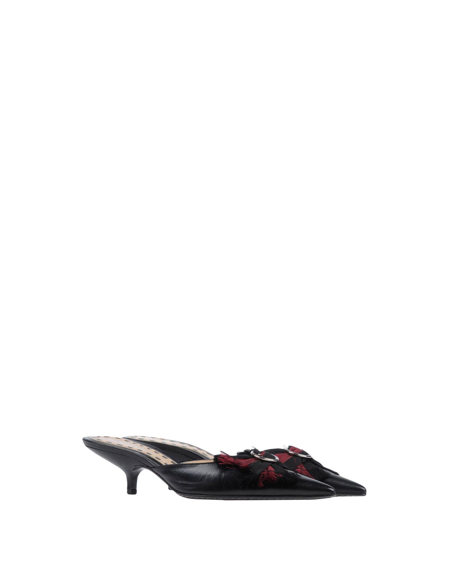 Alexander Mcqueen aussehende Pantoletten Damen  11455315MTGut aussehende Mcqueen strapazierfähige Schuhe 5ef83c
