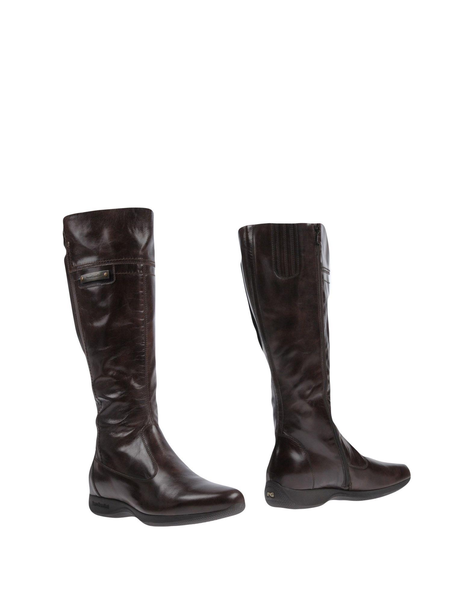 Stivali Nero Giardini Donna - Acquista online su