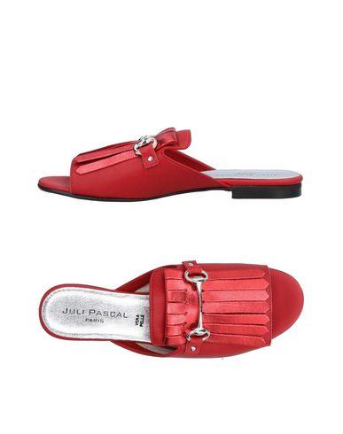 Los zapatos y más populares para hombres y zapatos mujeres Sandalia Juli Pascal Paris Mujer - Sandalias Juli Pascal Paris - 11455358XE Rojo 885ef9