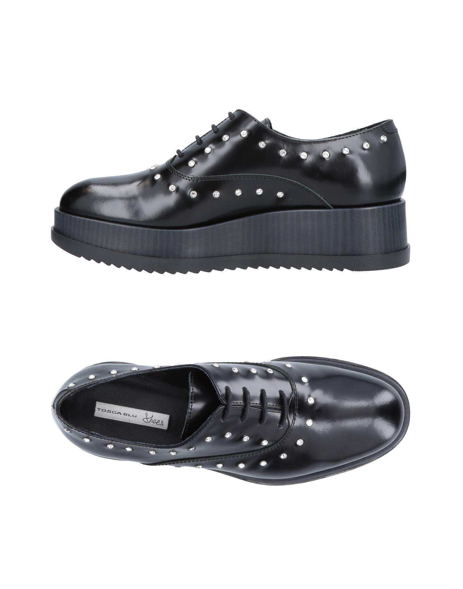 Stringate Tosca Blu Shoes Donna - 11455367UH