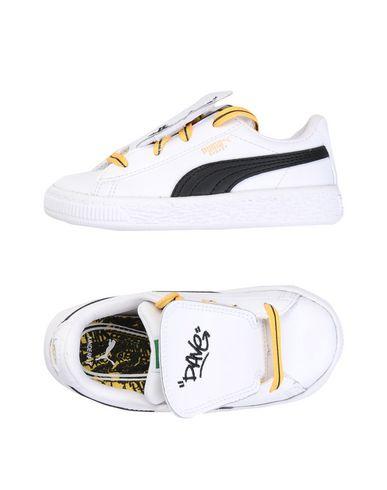 PUMA Minions Basket Tongu Sneakers