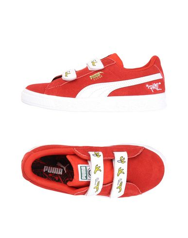 PUMA Minions Suede V PS Sneakers