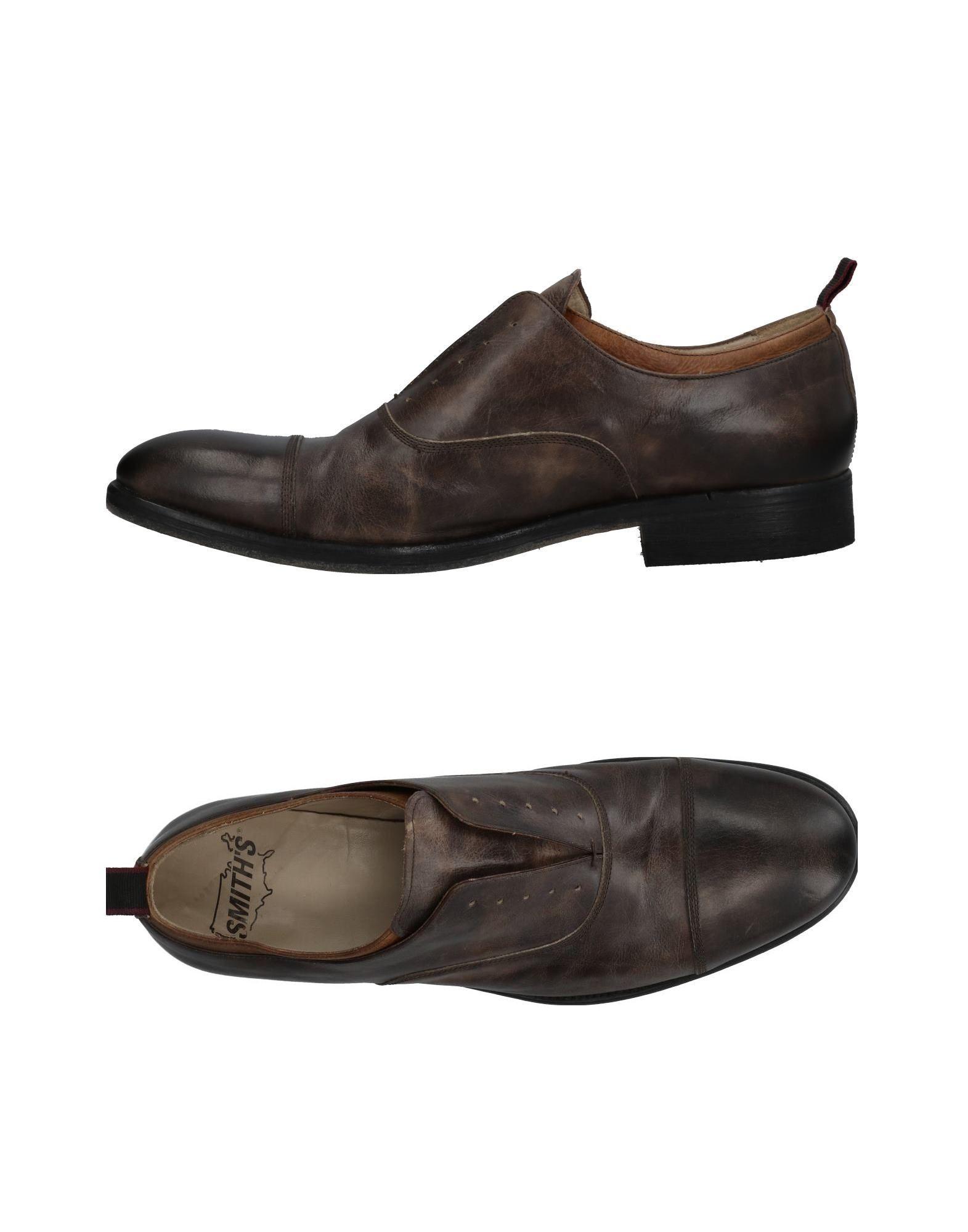 Rabatt echte Schuhe Smith's American Mokassins Herren  11455521FN