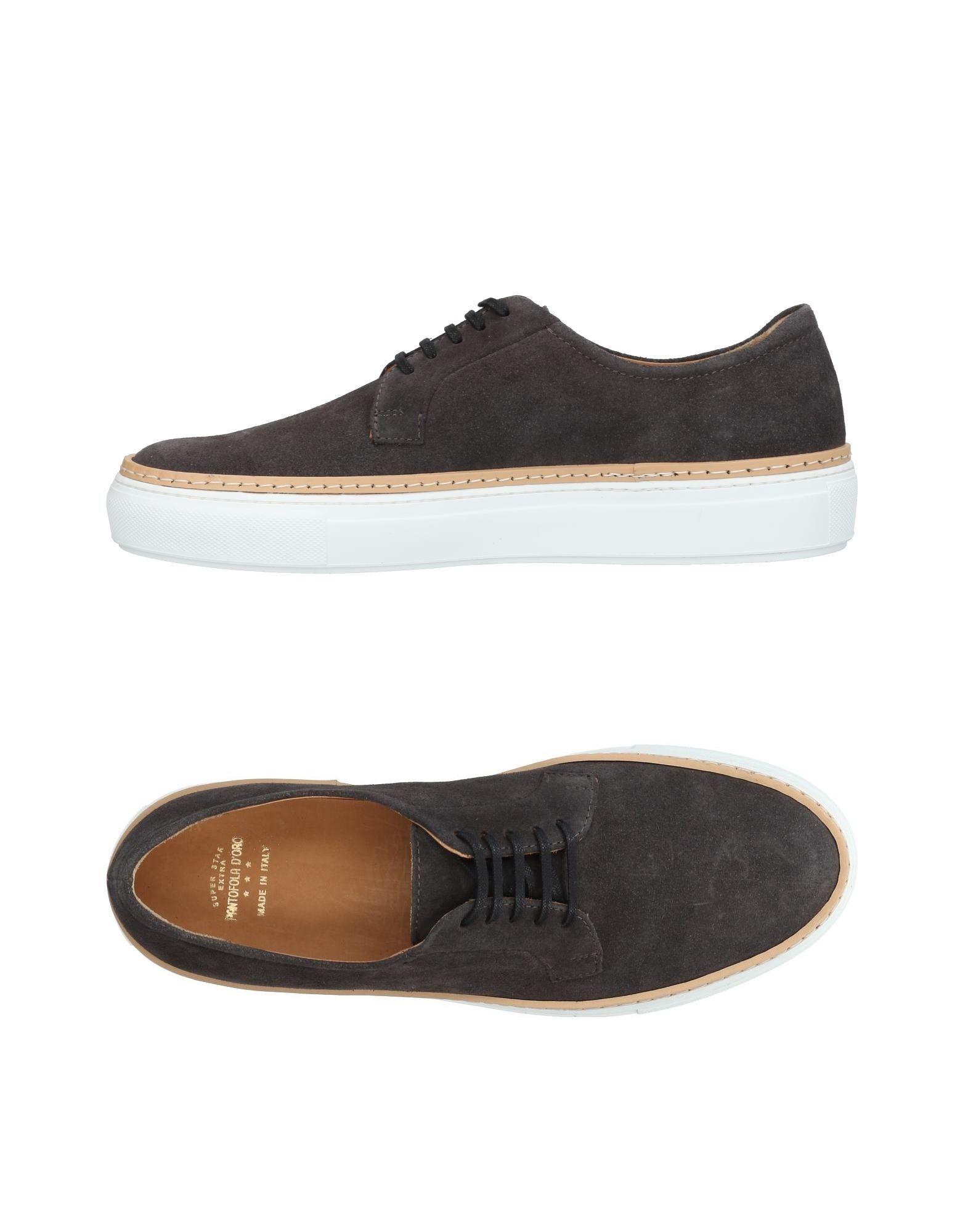 Pantofola D'oro Schnürschuhe Herren  11455568BL Neue Schuhe