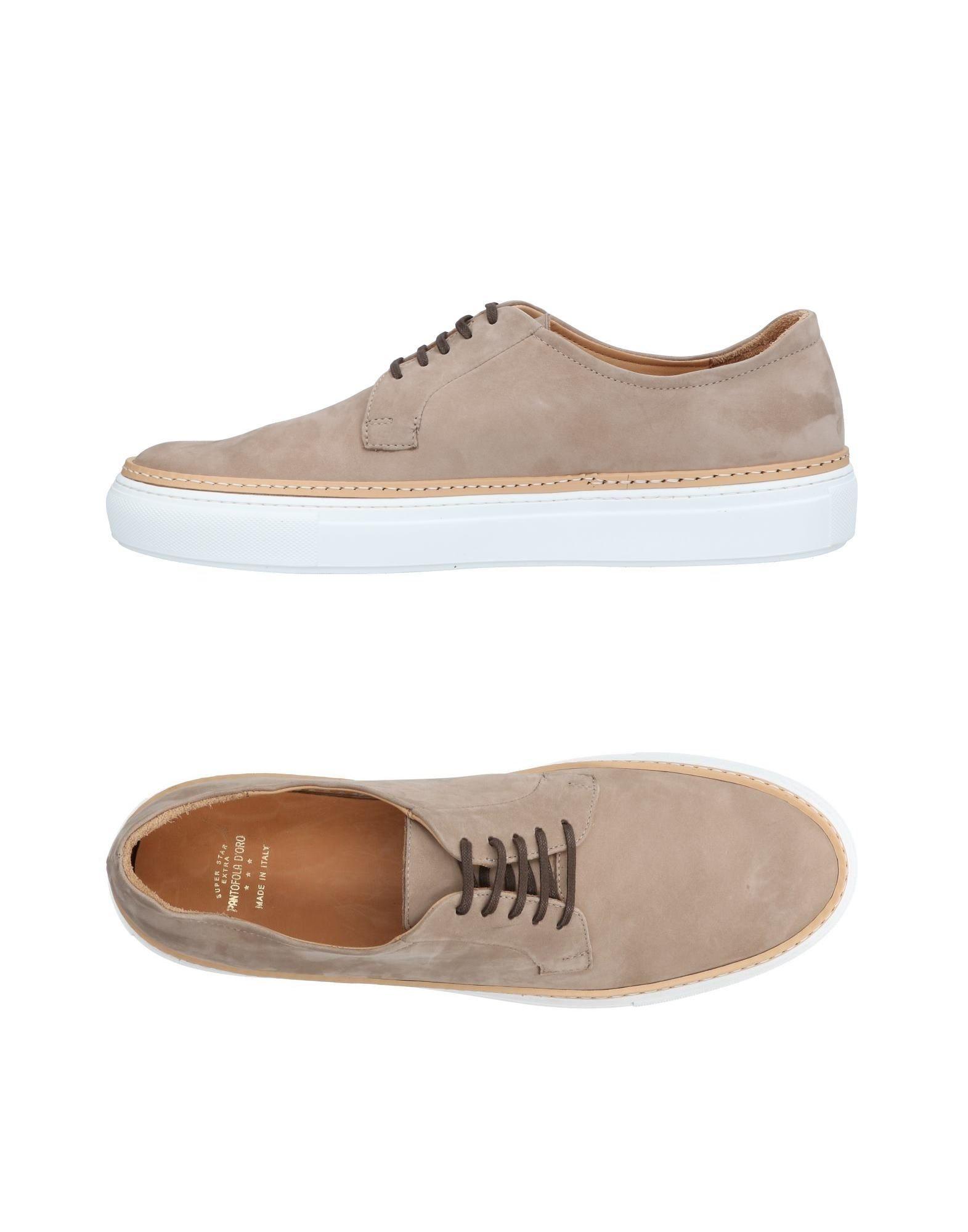 Rabatt echte Schuhe Pantofola D'oro Schnürschuhe Herren  11455571FN