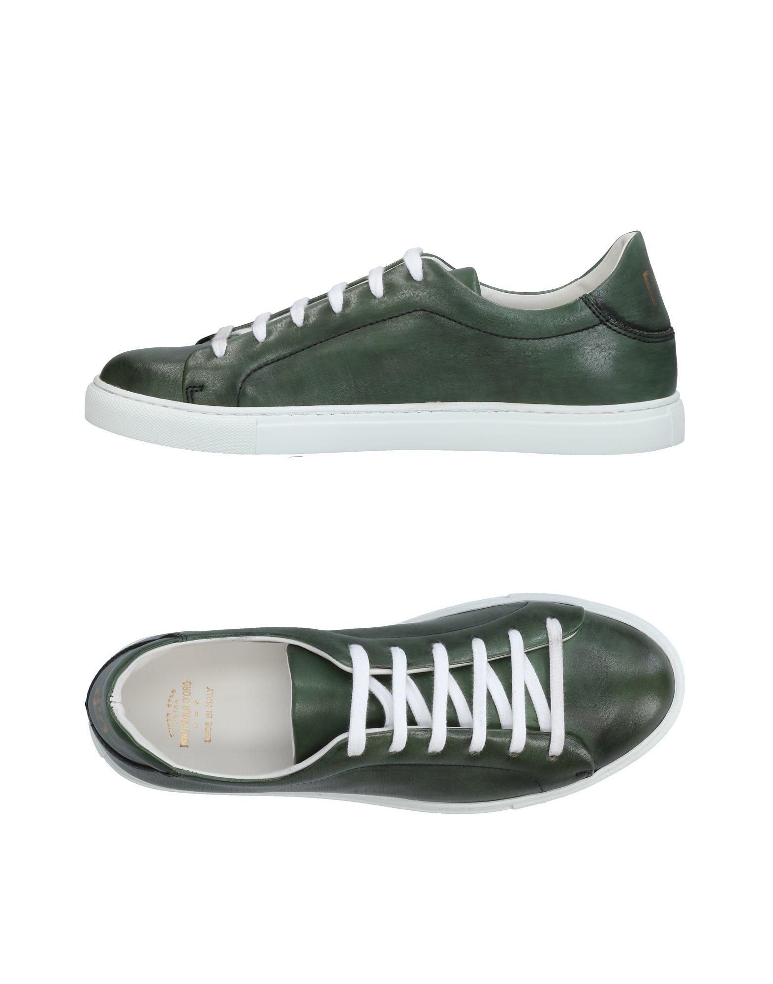 Sneakers Pantofola D'oro Homme - Sneakers Pantofola D'oro  Bleu foncé Mode pas cher et belle