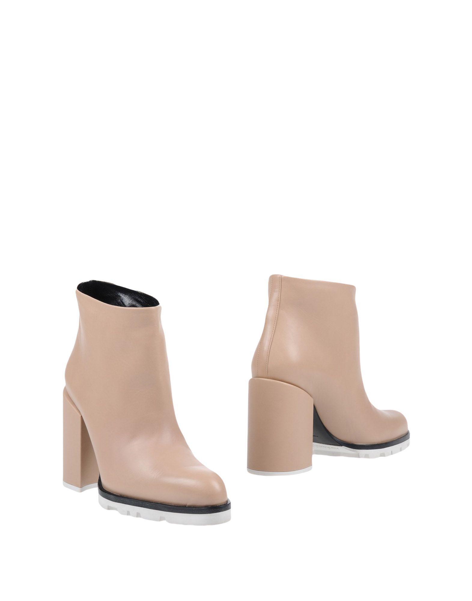 Jil Sander Stiefelette gut Damen  11455607UKGünstige gut Stiefelette aussehende Schuhe d0f234