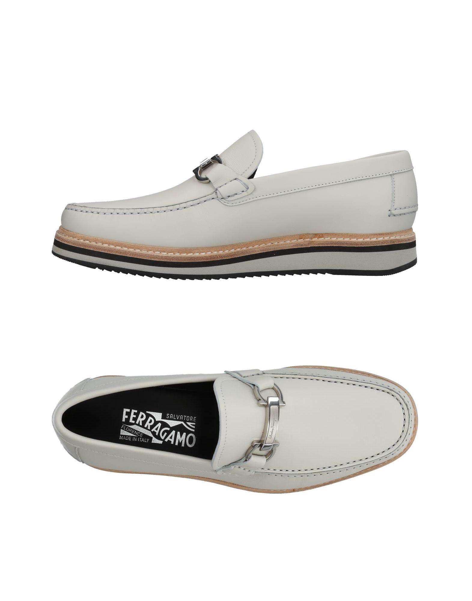 Salvatore Ferragamo Mokassins Herren  11455617GF Gute Qualität beliebte Schuhe