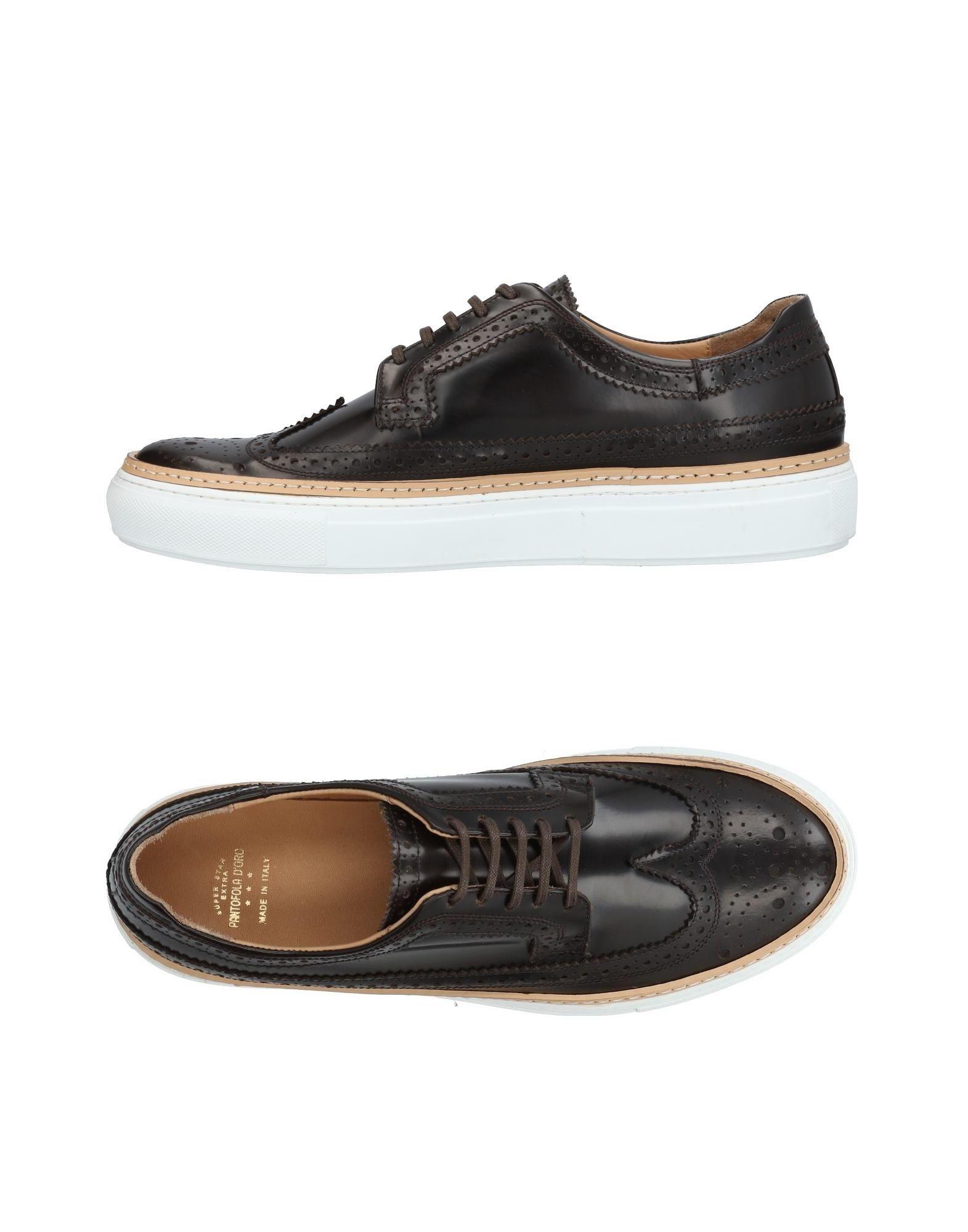Rabatt echte Schuhe Pantofola D'oro Schnürschuhe Herren  11455620NI