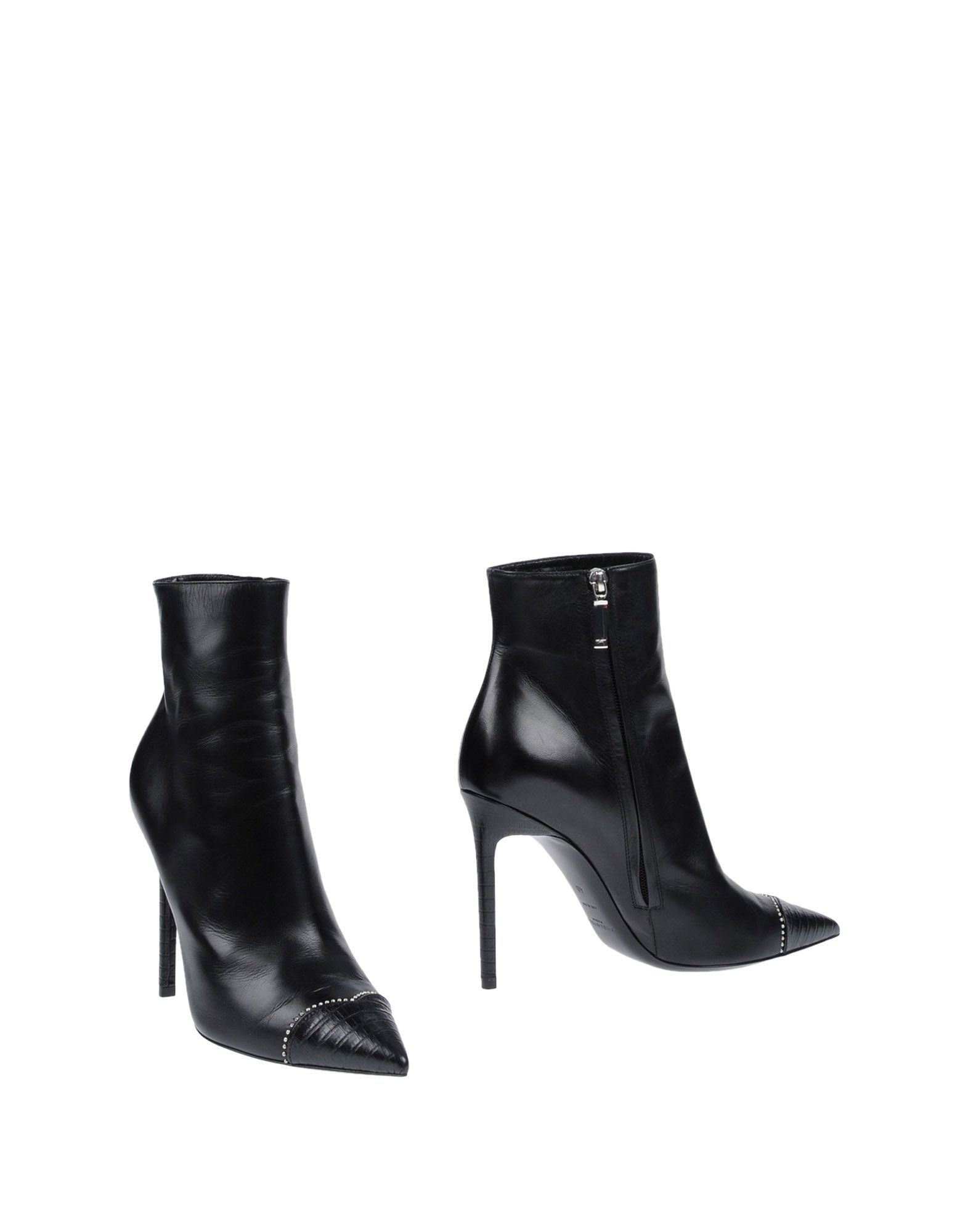 Saint Laurent Stiefelette Damen aussehende  11455646BFGünstige gut aussehende Damen Schuhe 3c56e8