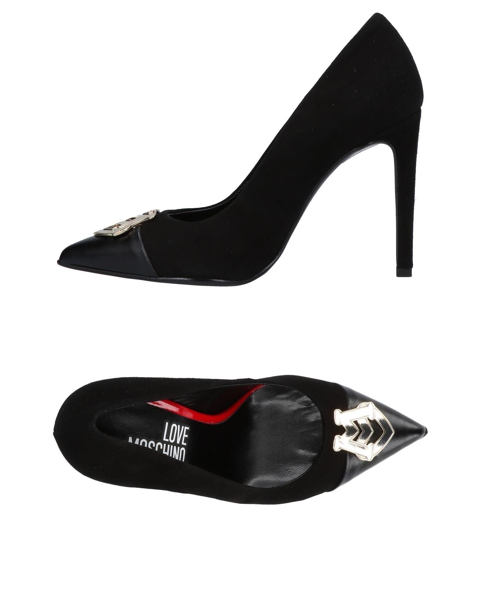 Descuento de la marca Zapato De Salón Salón Salón Love Moschino Mujer - Salones Love Moschino  Negro 14e0e4
