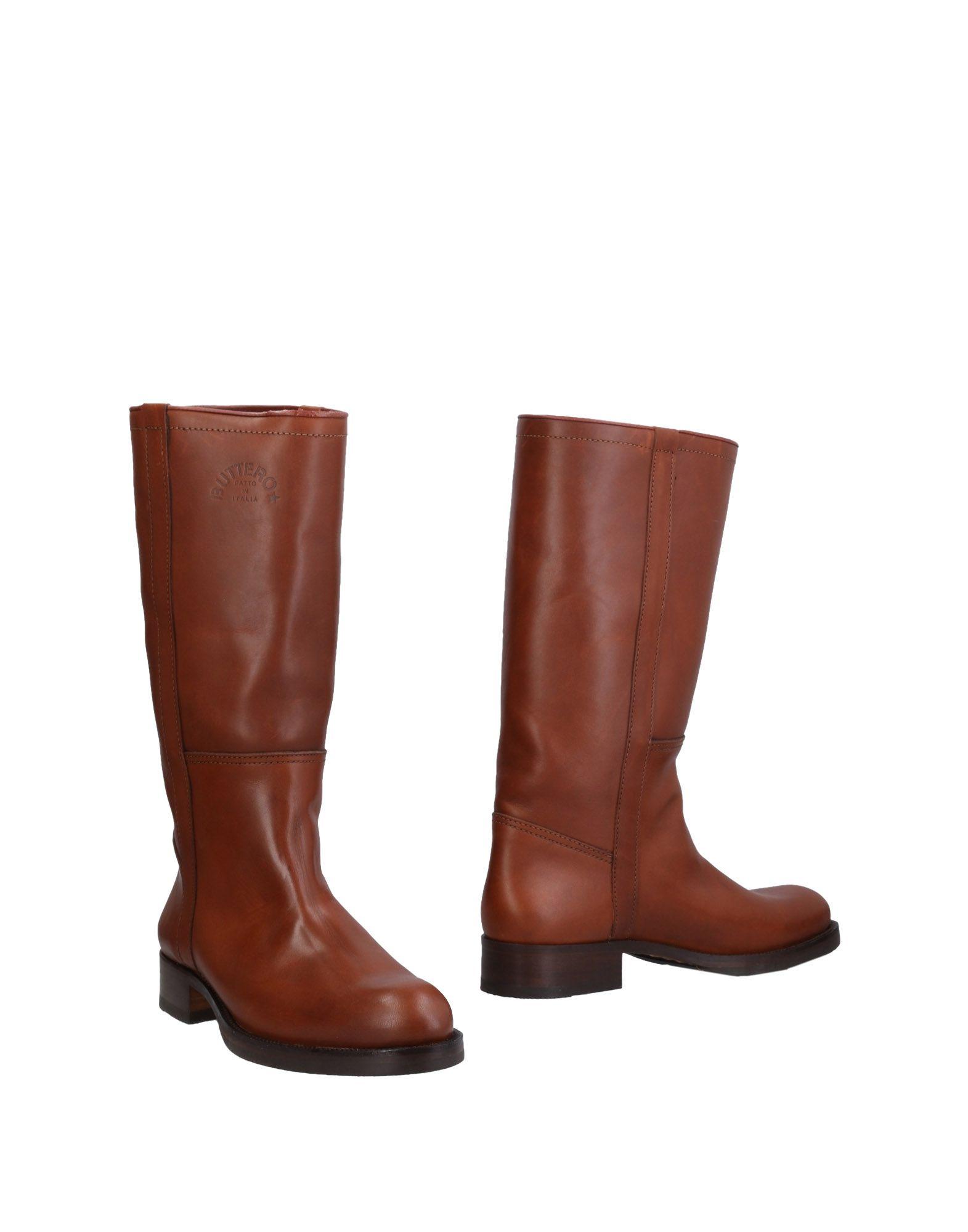 Buttero® Stiefelette Herren  11455661ON Gute Qualität beliebte Schuhe