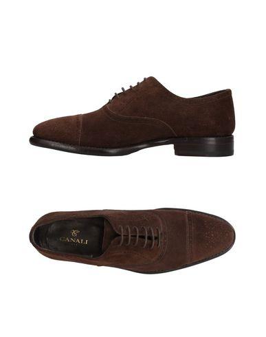 Chaussures - Chaussures À Lacets Canali WcMP83