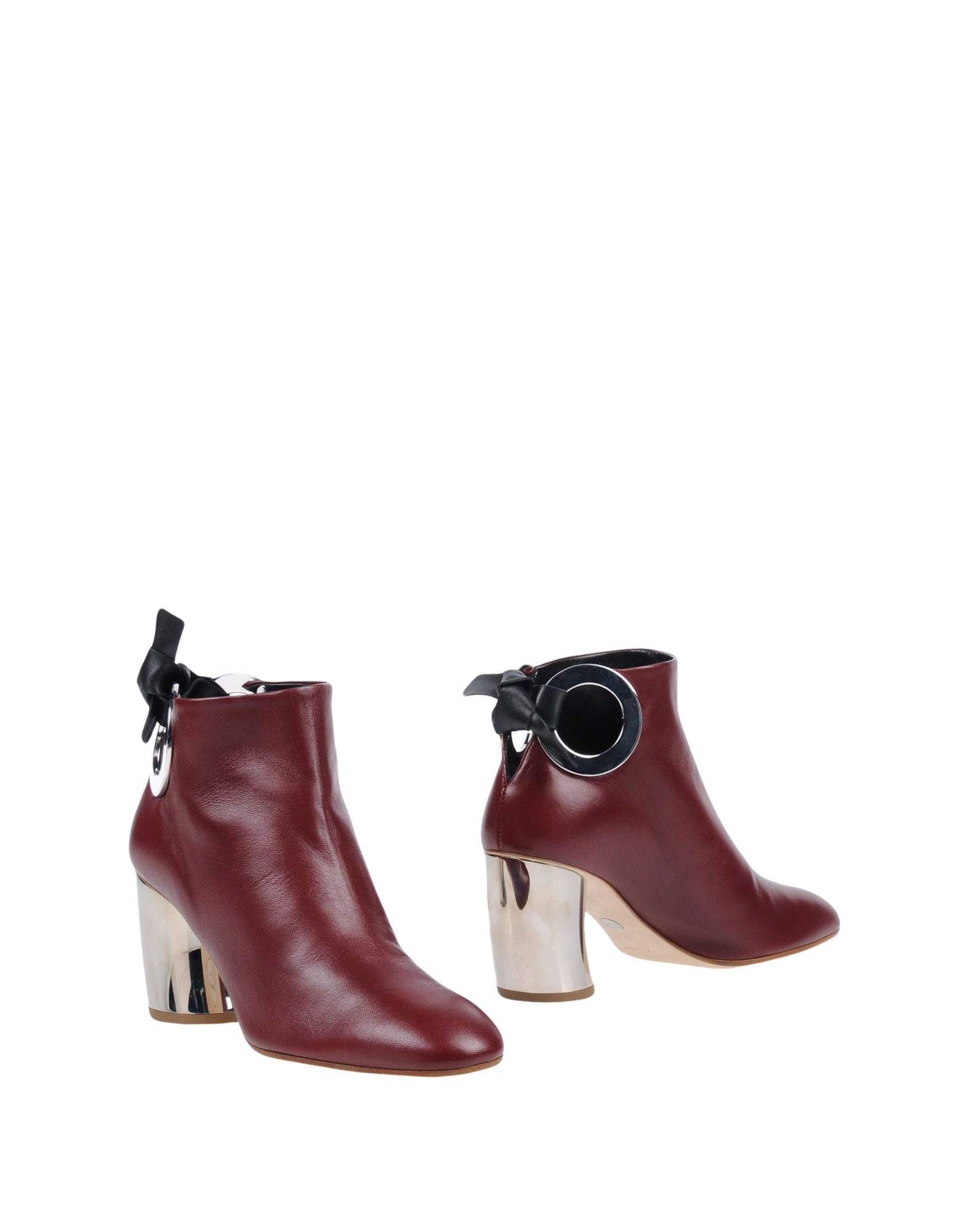 Proenza Schouler Stiefelette Damen Schuhe  11455702UQGünstige gut aussehende Schuhe Damen 9c38ae