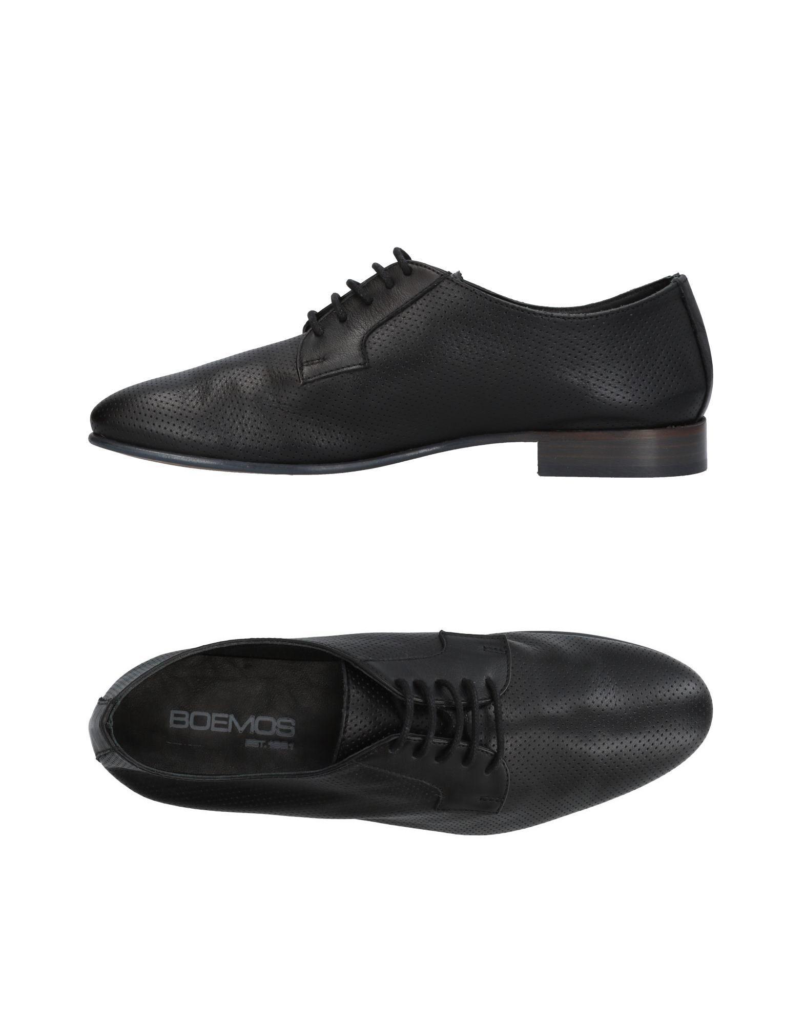 Rabatt echte Schuhe Boemos Schnürschuhe Herren  11455728OH