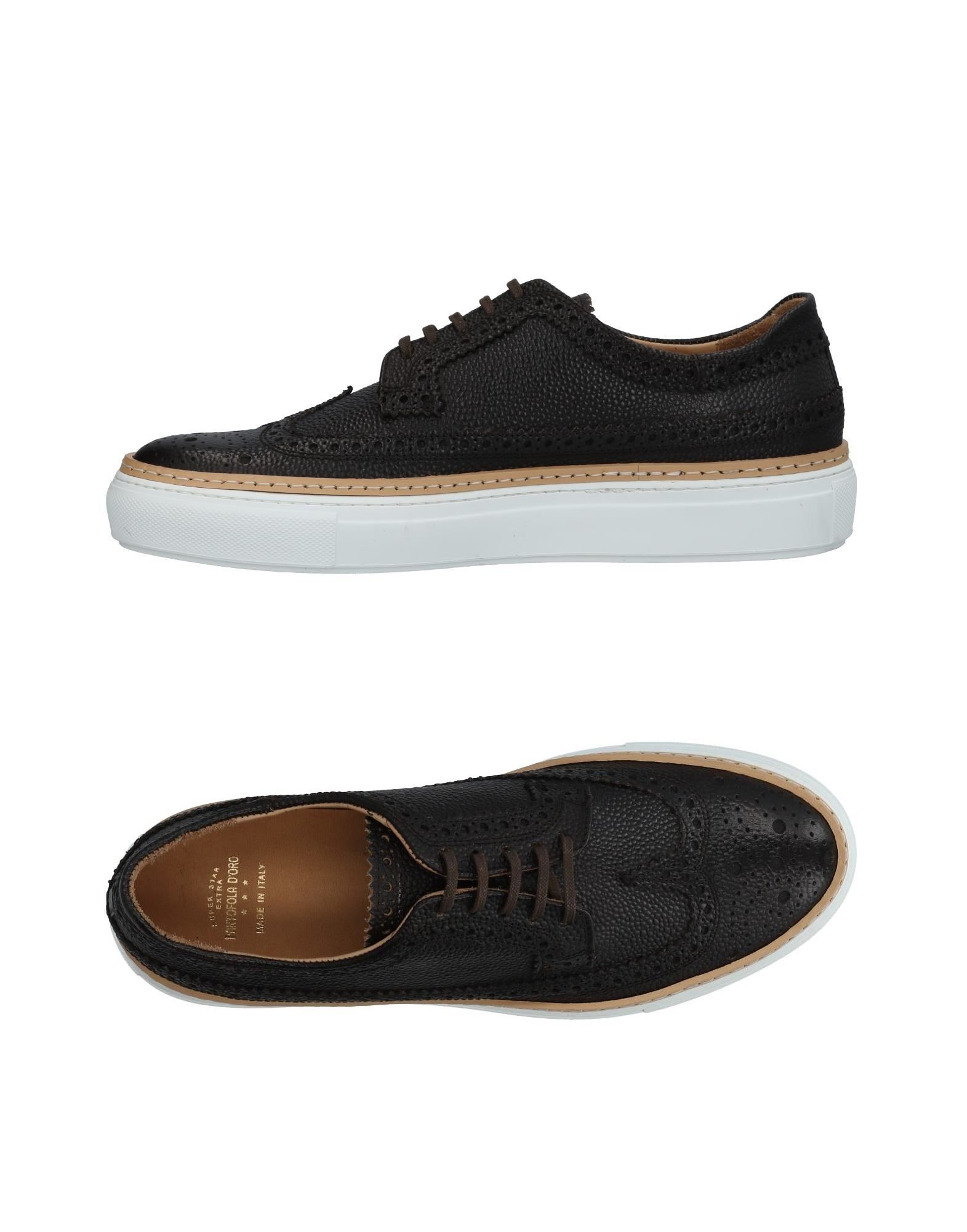 Rabatt echte Schuhe Pantofola D'oro Schnürschuhe Herren  11455731QN