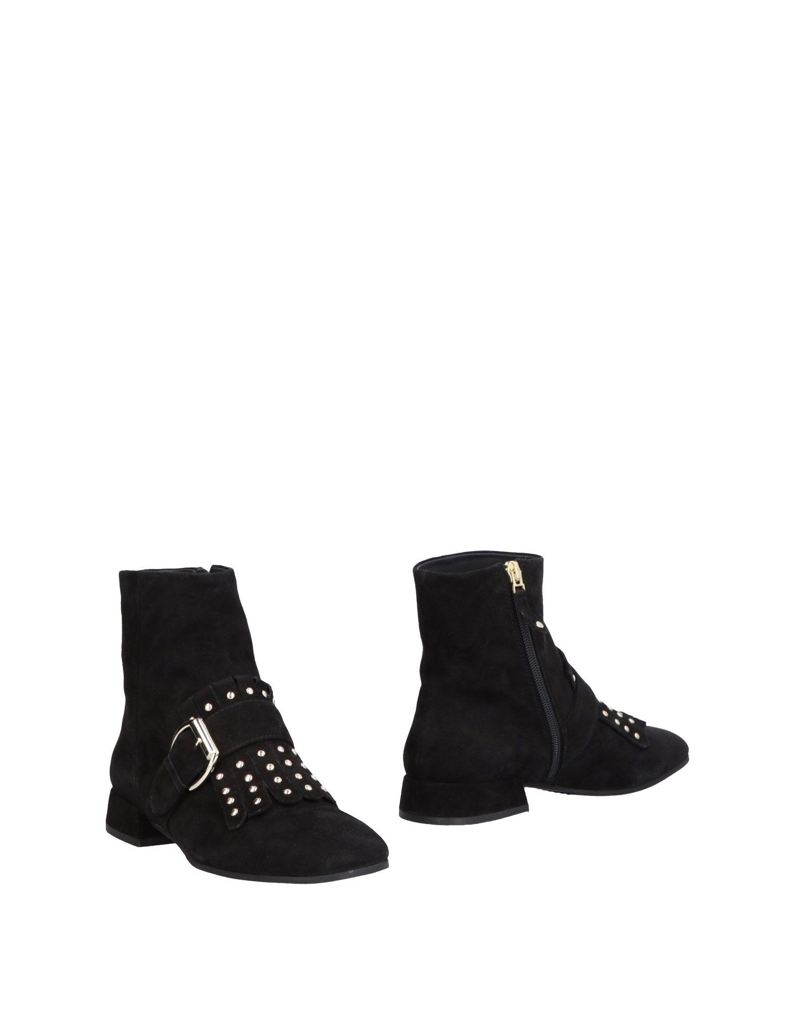Gut um Zanon billige Schuhe zu tragenElvio Zanon um Stiefelette Damen  11455780PE 5c2bdd