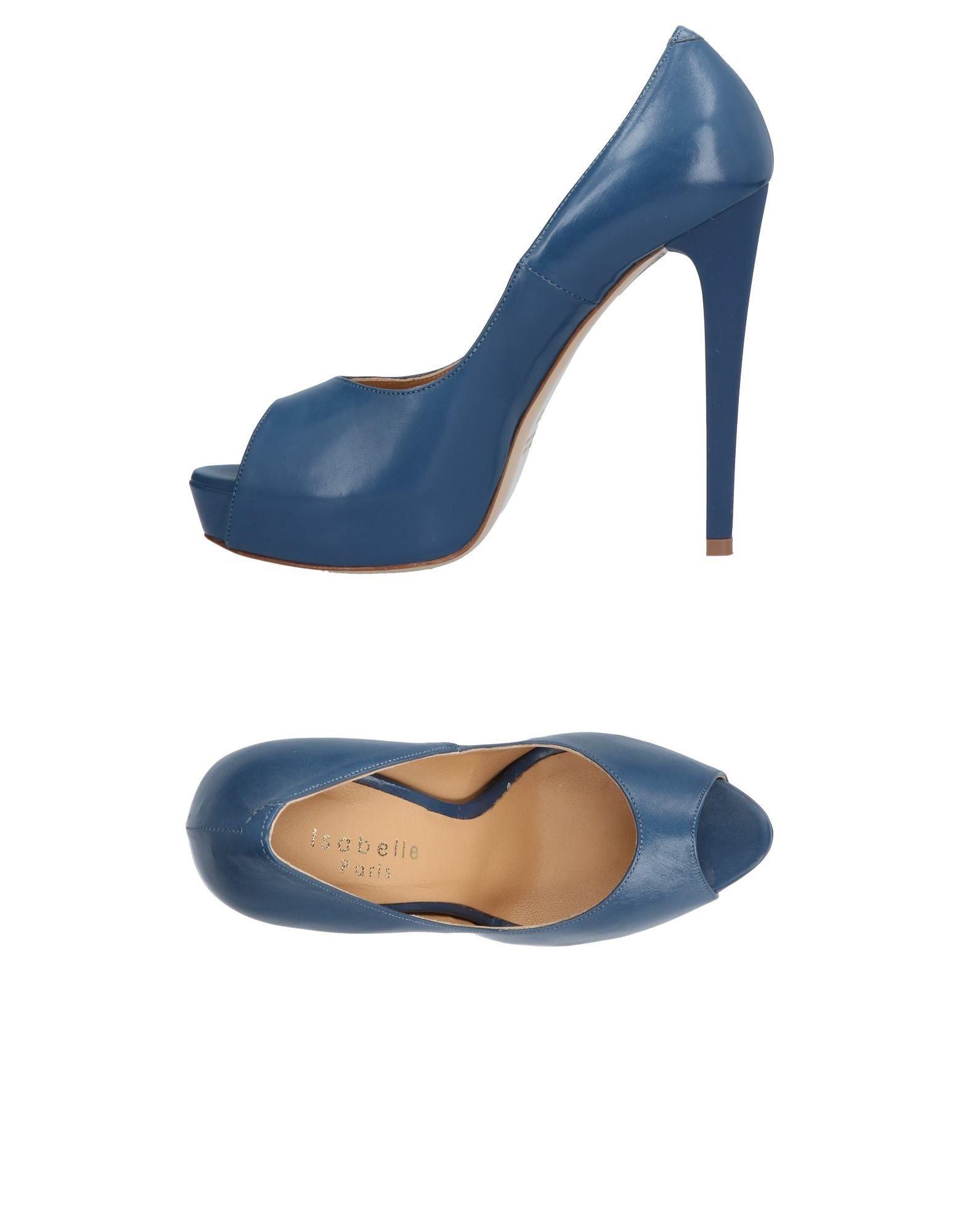 Gut um billige Schuhe zu tragenIsabelle  Paris Pumps Damen  11455785NR