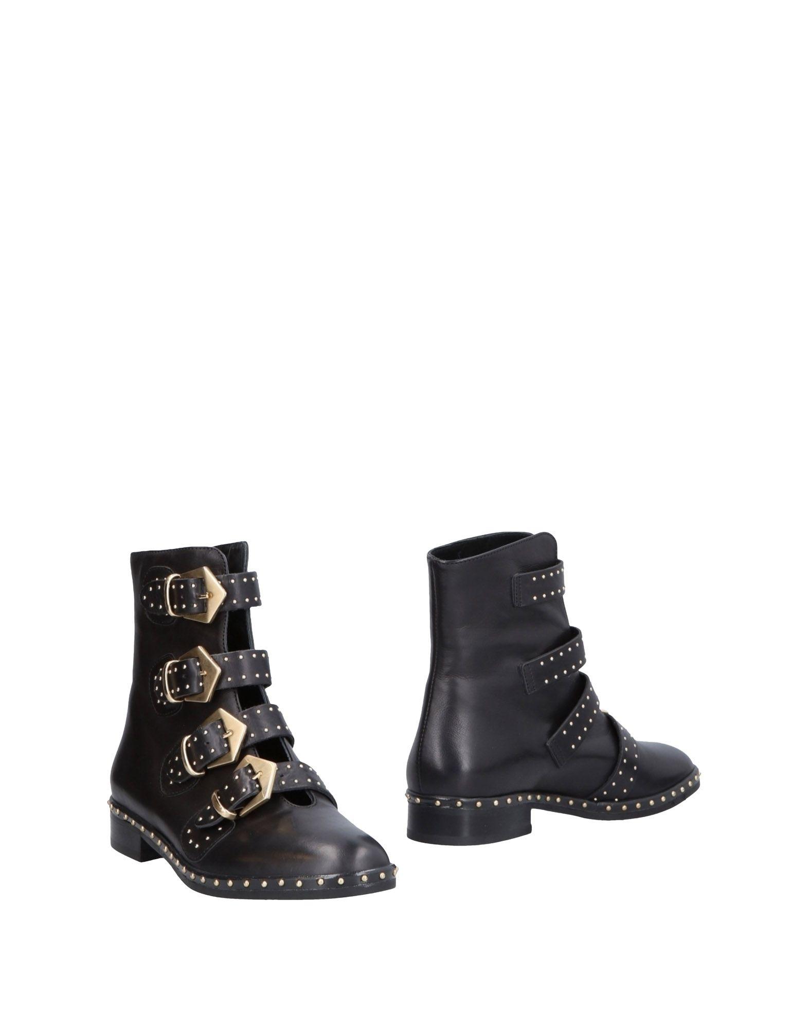 Stilvolle Ellis billige Schuhe Marc Ellis Stilvolle Stiefelette Damen  11455808FD 1c86c9