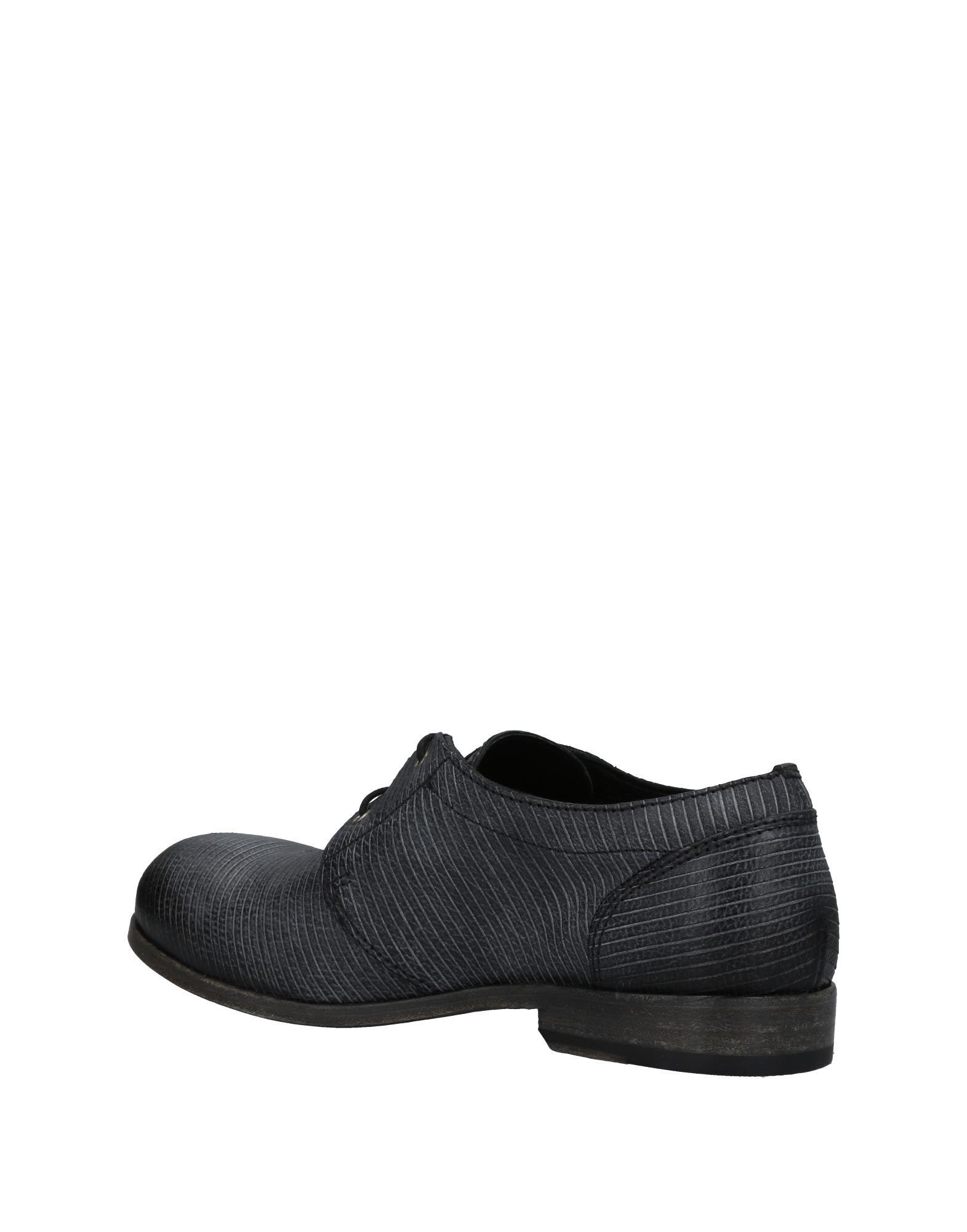 Rabatt echte Schuhe O.X.S. Schnürschuhe Herren  11455848VD