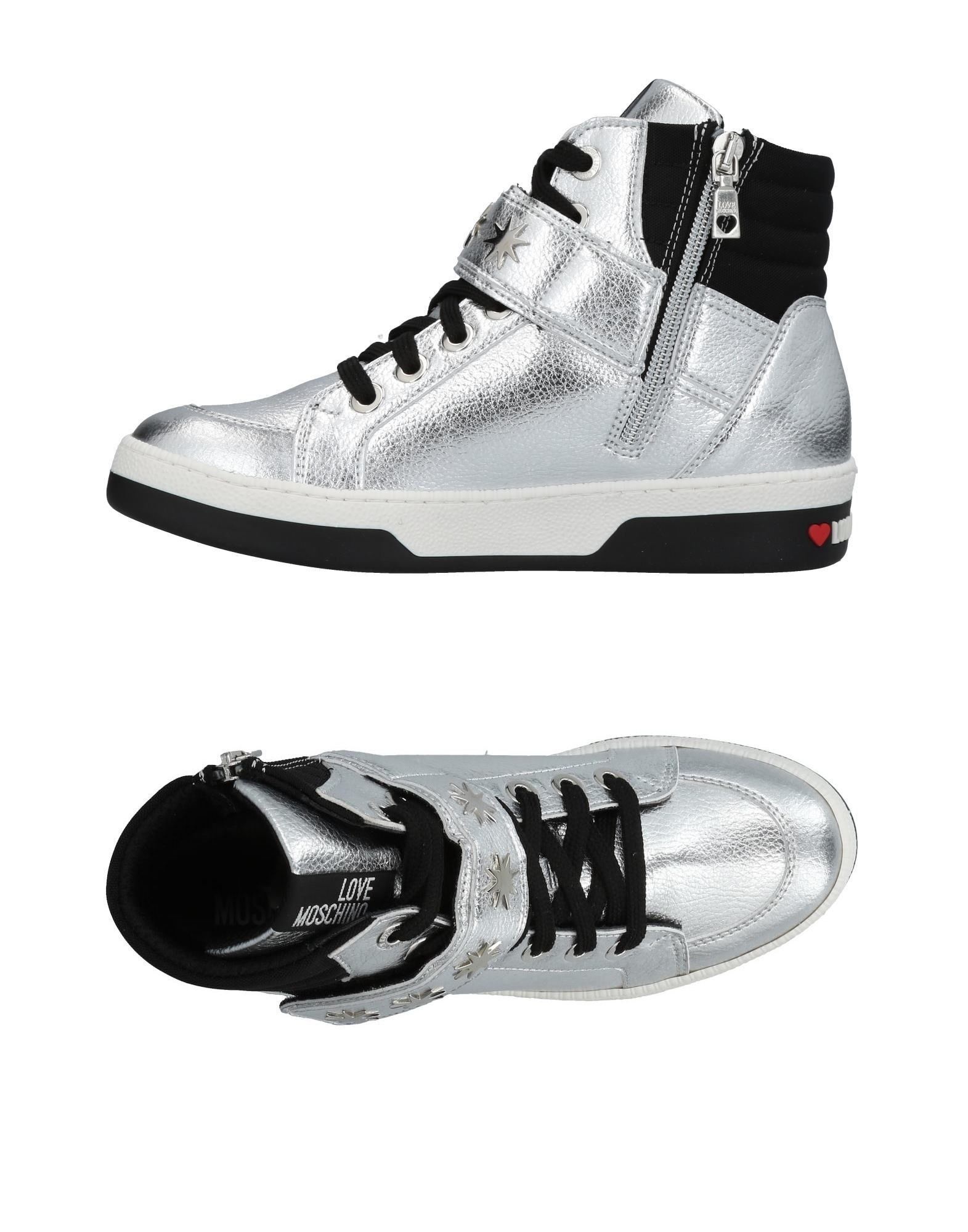 Love Moschino Sneakers Damen  11455868WN Neue Schuhe