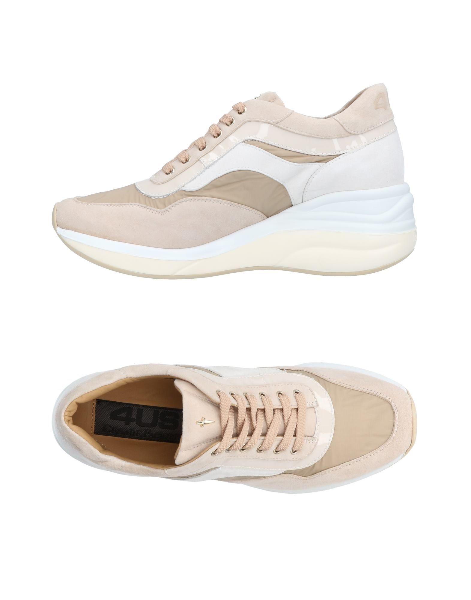 Stilvolle billige Schuhe Cesare Paciotti 4Us Sneakers Damen  11455897AP