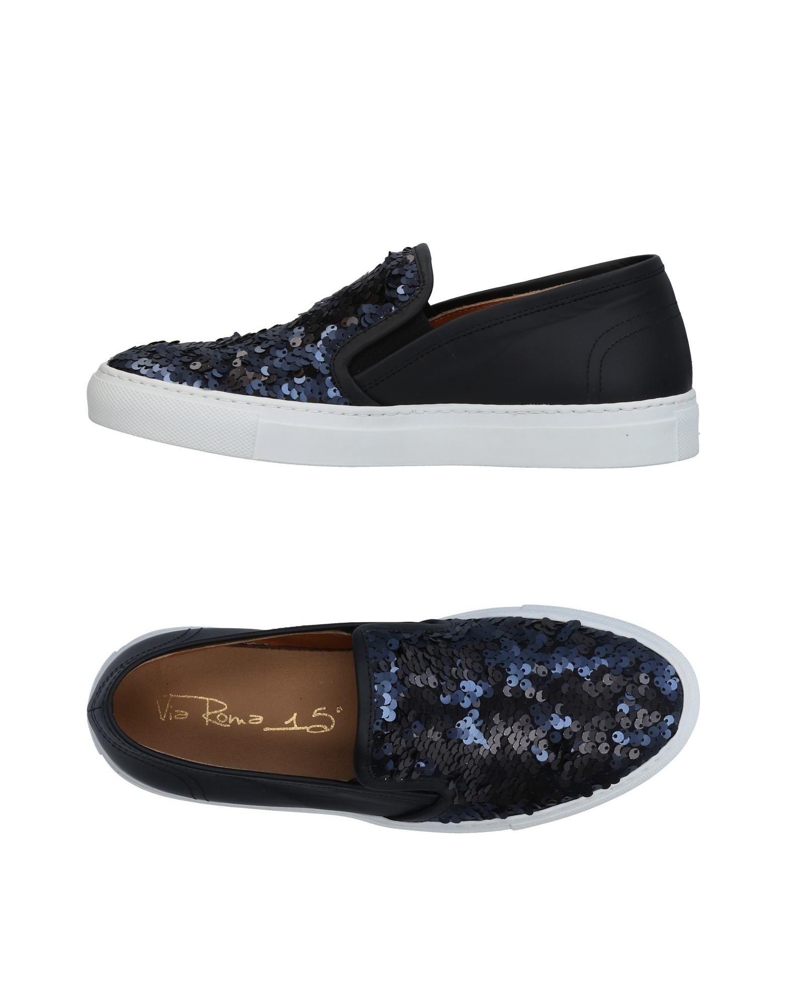 Via Roma 15 Sneakers Damen  11455925QG Gute Qualität beliebte Schuhe