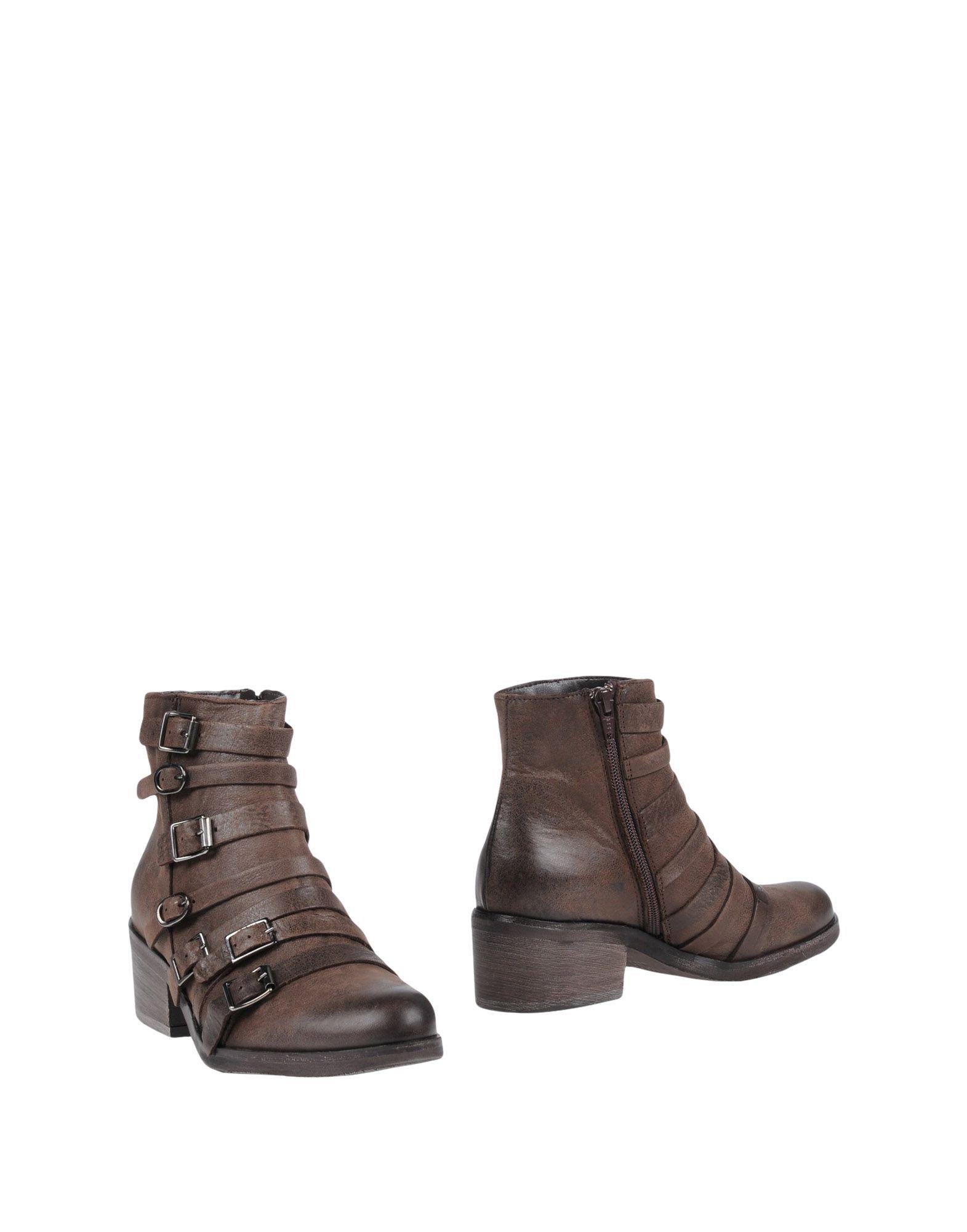 Paola Firenze Stiefelette Damen  11455993PU Gute Qualität beliebte Schuhe