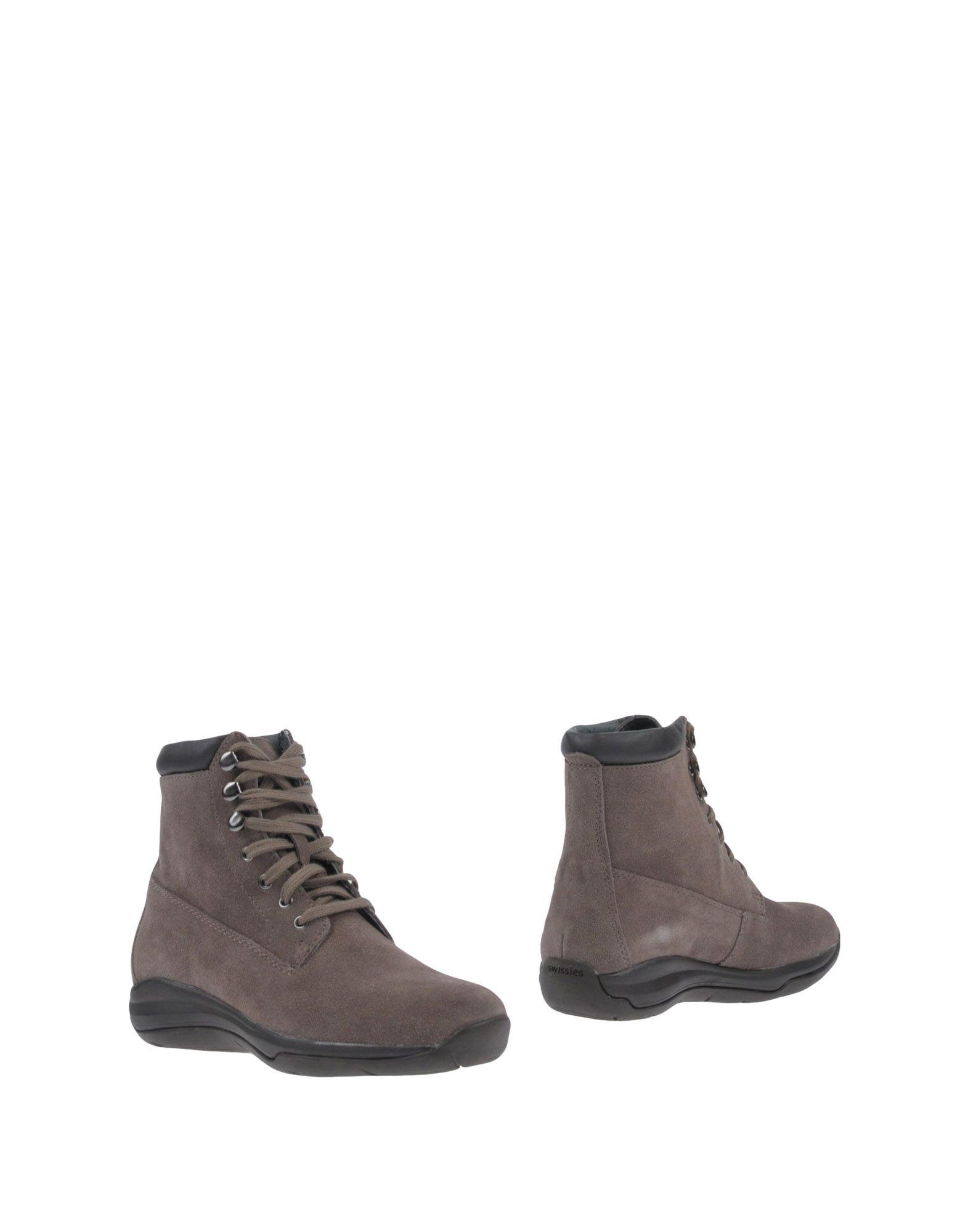 Swissies Stiefelette Damen  11456004GI Gute Qualität beliebte Schuhe