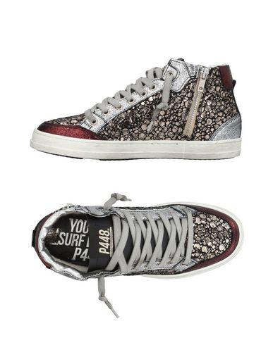 Los últimos zapatos de hombre y mujer Zapatillas P448 Mujer - Zapatillas P448 - 11456133WR Platino