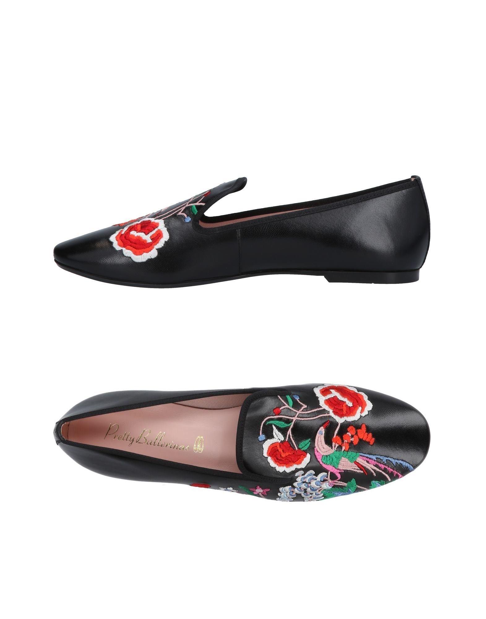 Zapatos casuales salvajes Mocasín Pretty Ballerinas Ballerinas Mujer - Mocasines Pretty Ballerinas Pretty  Negro 981612