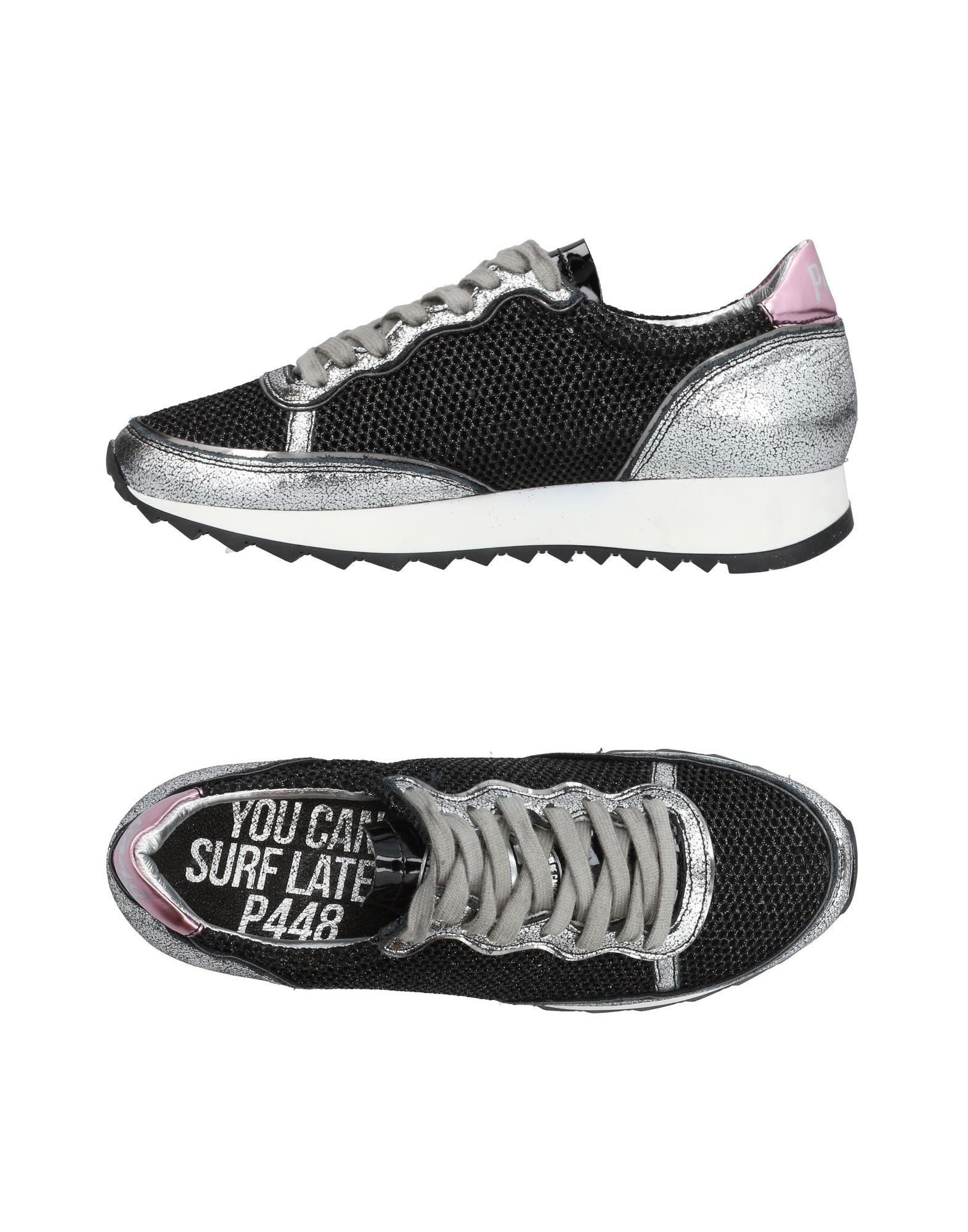 Moda Sneakers Sneakers Moda P448 Donna - 11456148BF 3d513f