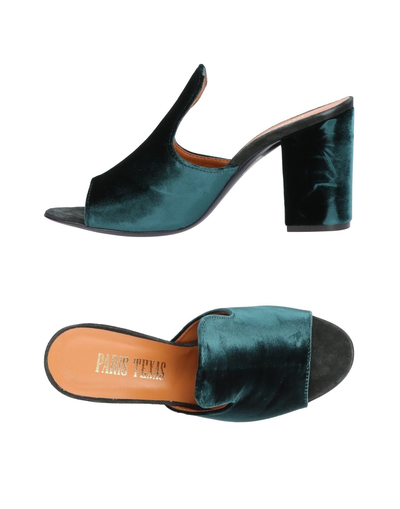 Stilvolle billige Damen Schuhe Paris Texas Sandalen Damen billige  11456152GD 503216