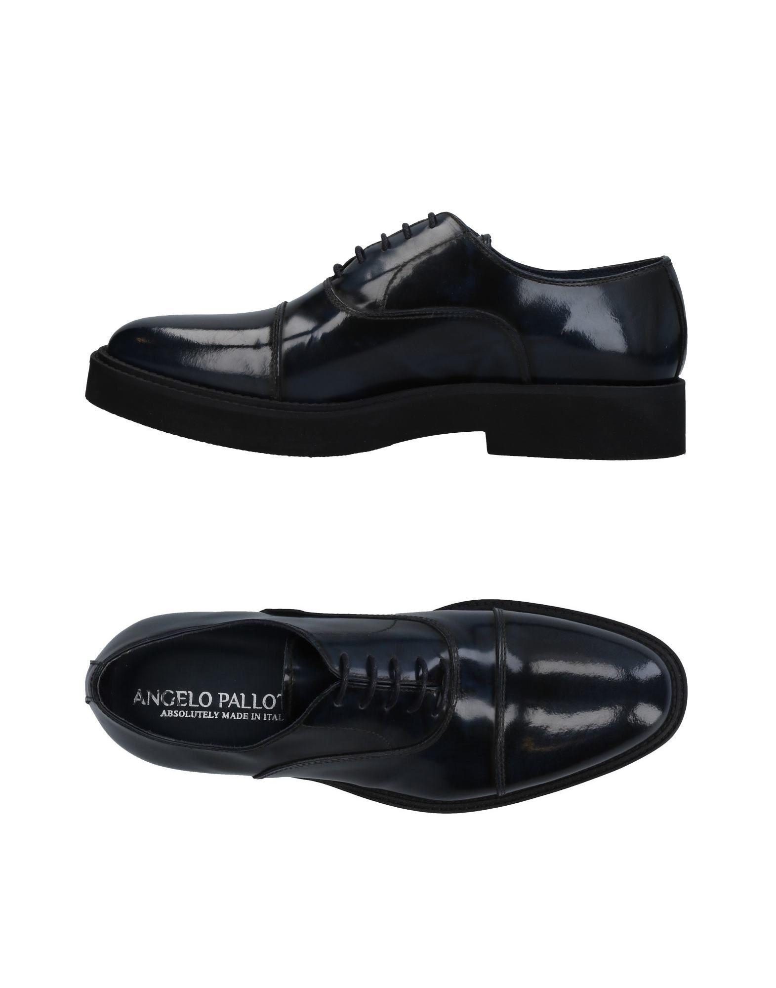 Rabatt echte Schuhe Angelo Pallotta Schnürschuhe Herren  11456187FO
