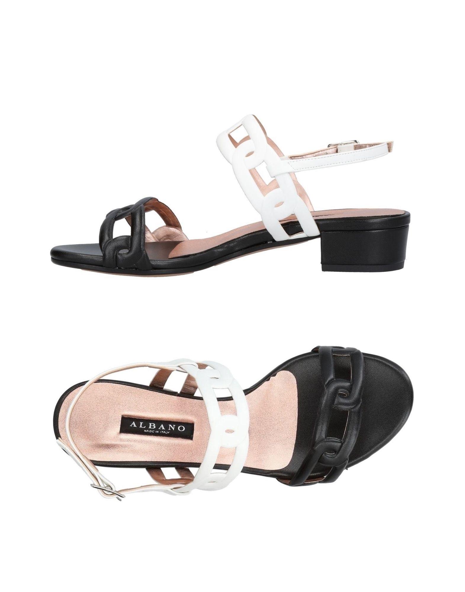 Albano Sandals Sandals - Women Albano Sandals Albano online on  United Kingdom - 11456194AH 4f49f0
