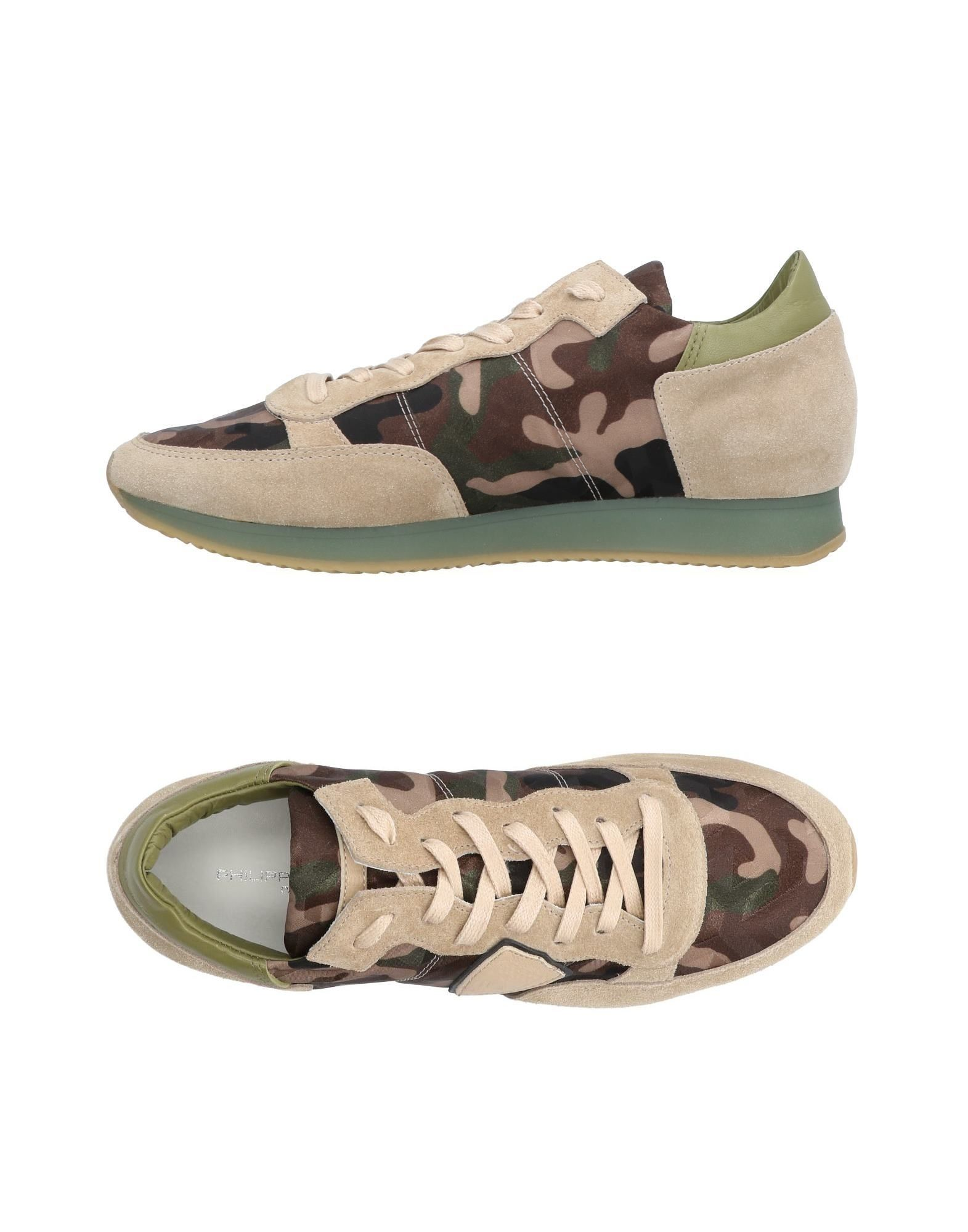 Philippe Herren Model Sneakers Herren Philippe  11456195TF eed497