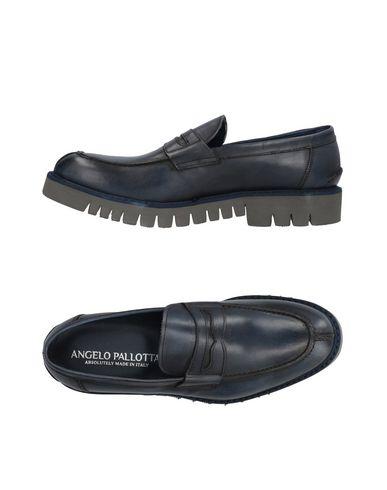 Zapatos con Mocasines descuento Mocasín Angelo Pallotta Hombre - Mocasines con Angelo Pallotta - 11456198BD Negro 93ceaf