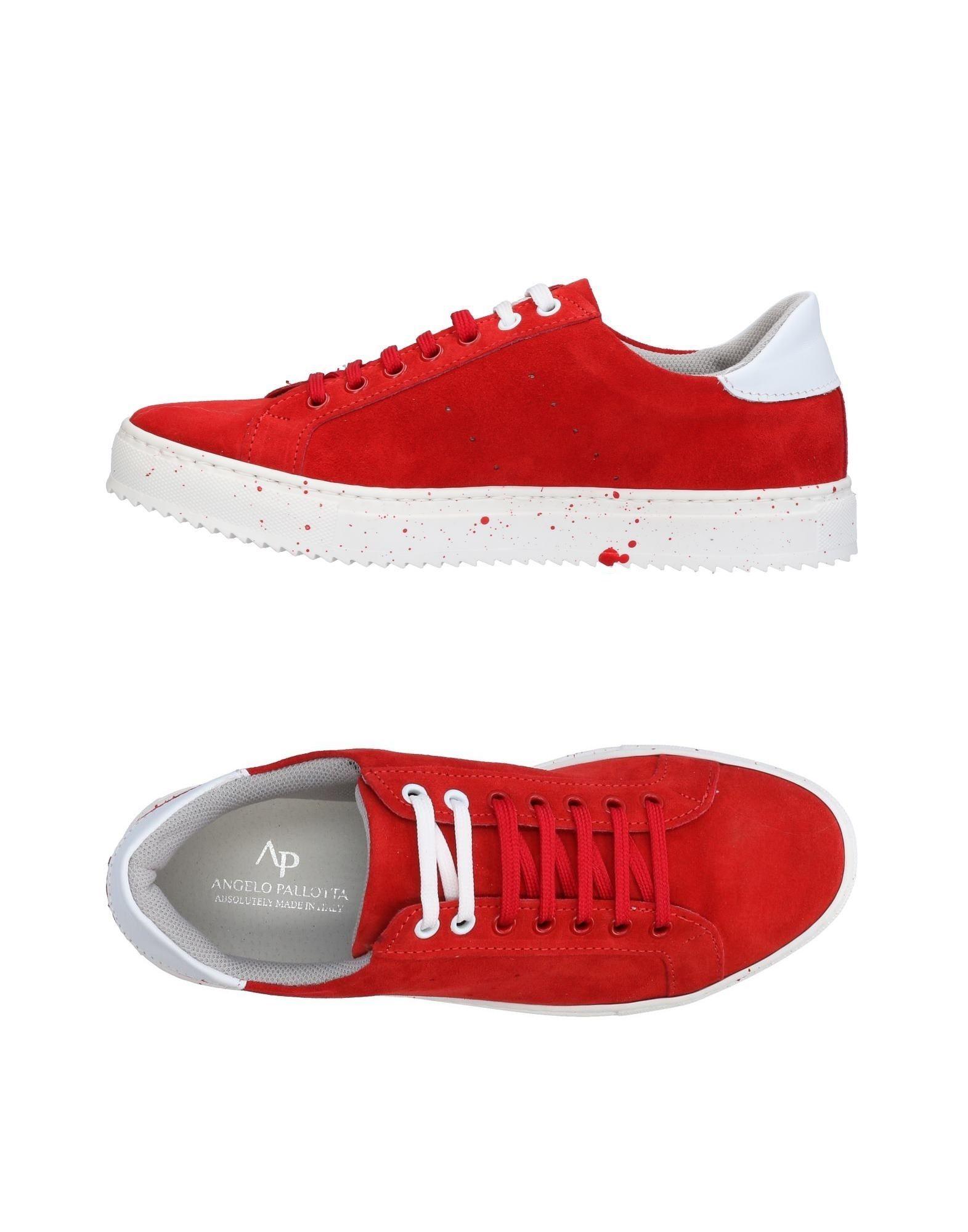 Rabatt echte Schuhe Angelo Pallotta Sneakers Herren  11456205KM