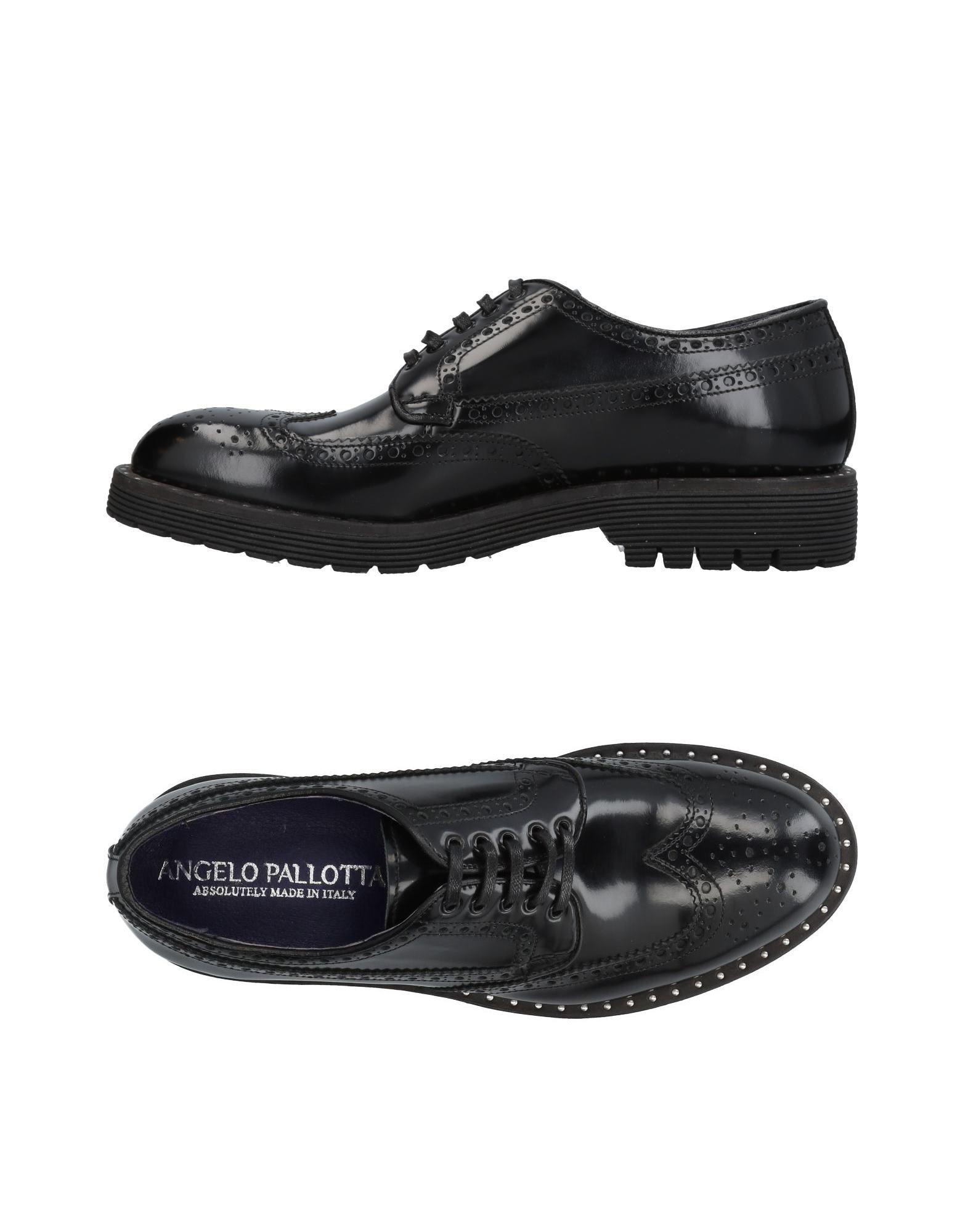 Angelo Pallotta Schnürschuhe Herren  11456206IQ Gute Qualität beliebte Schuhe