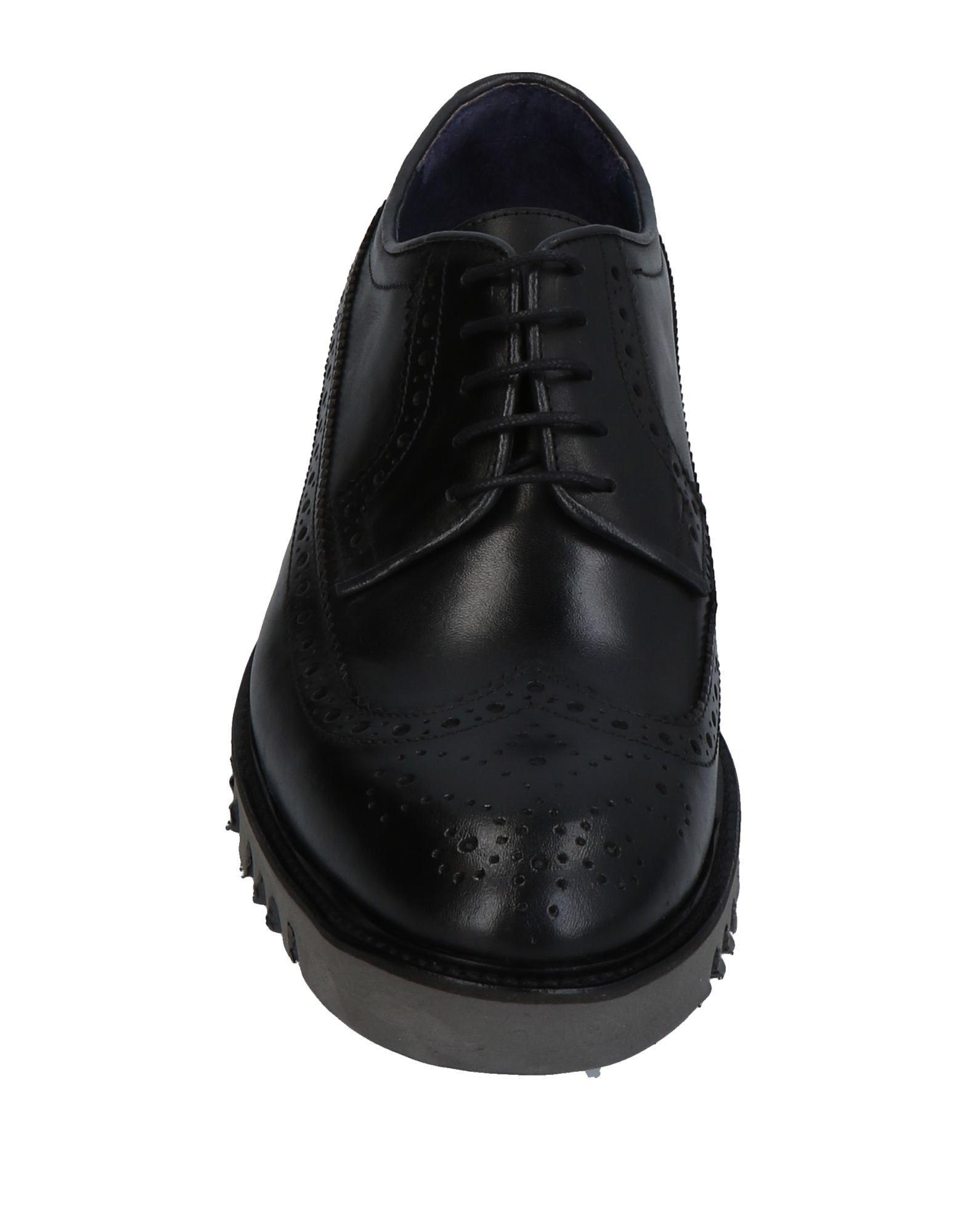 Rabatt echte Schuhe Angelo Pallotta Schnürschuhe Herren  11456216LT