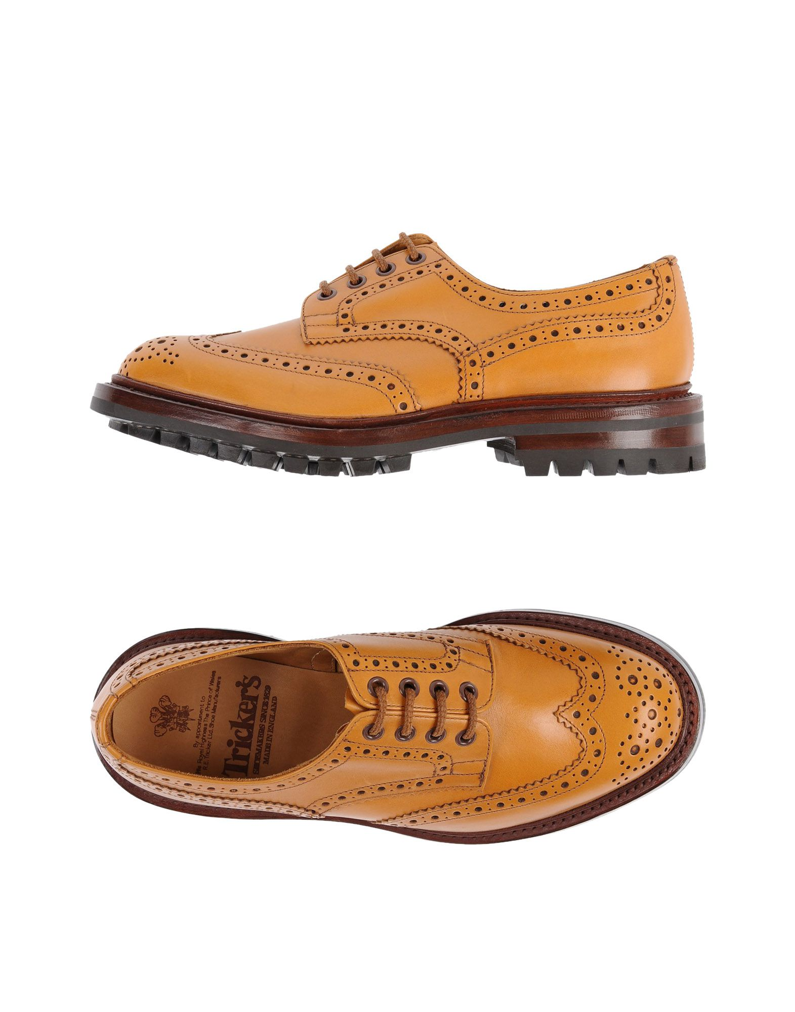 Tricker's Schnürschuhe Herren  11456217HM Gute Qualität beliebte Schuhe