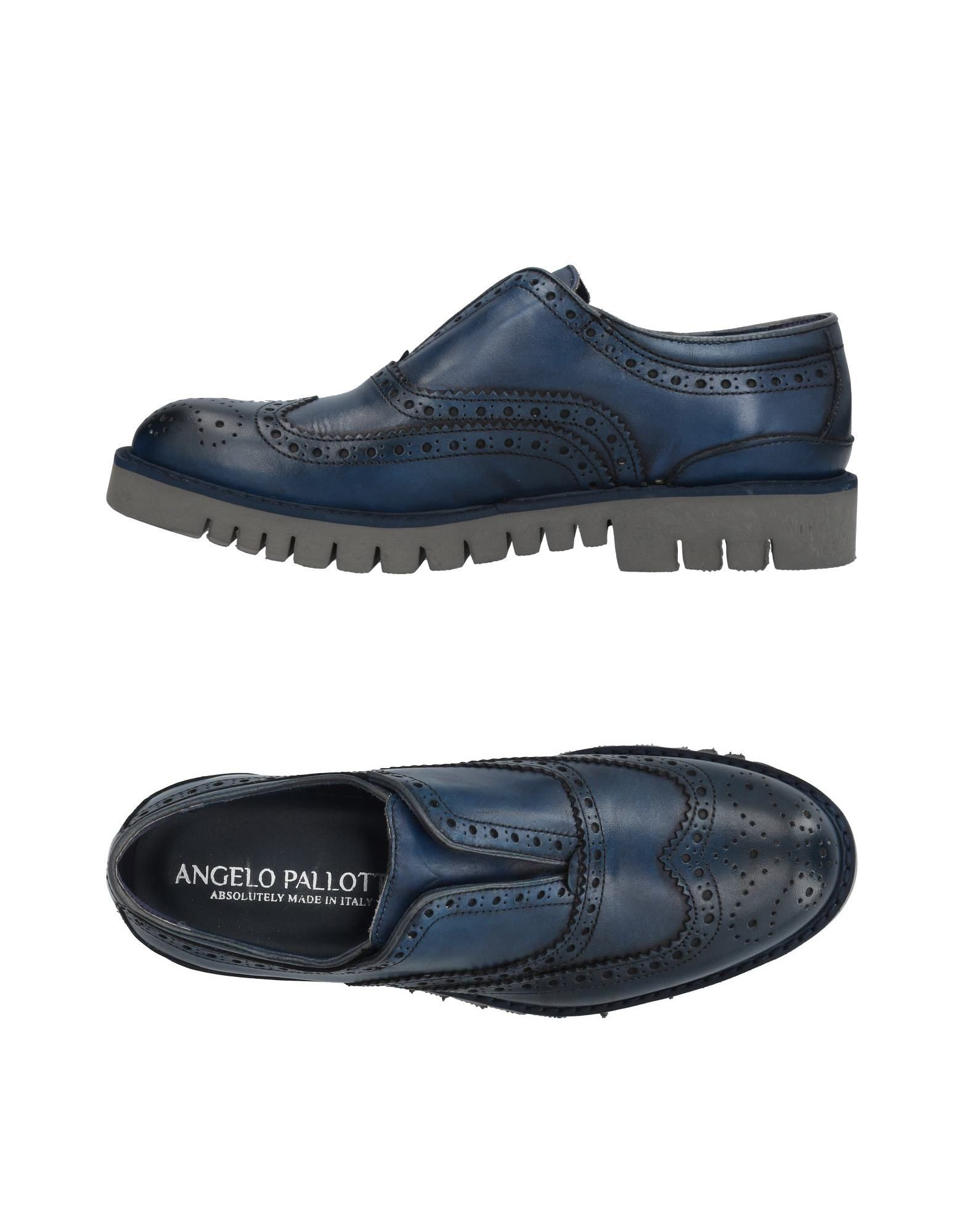 Rabatt echte Schuhe Angelo Pallotta Mokassins Herren  11456224KF