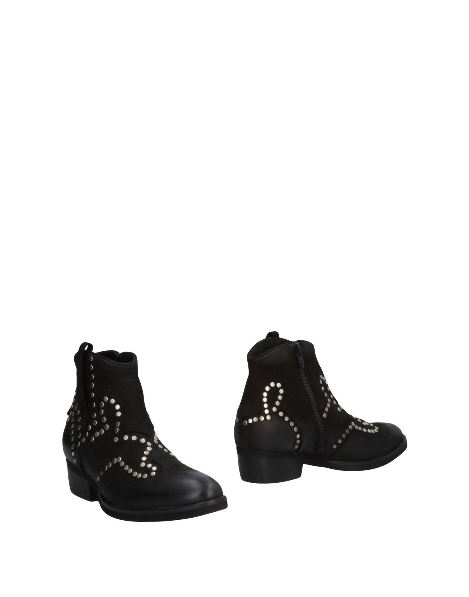 Stilvolle N'sand® billige Schuhe N'sand® Stilvolle Stiefelette Damen  11456245GC ea69af