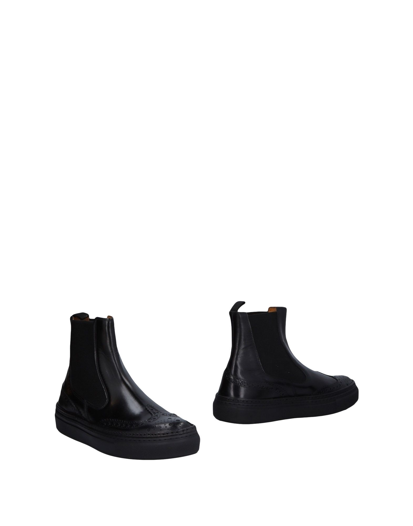 Bottine Pantofola D'oro Homme - Bottines Pantofola D'oro  Noir Confortable et belle