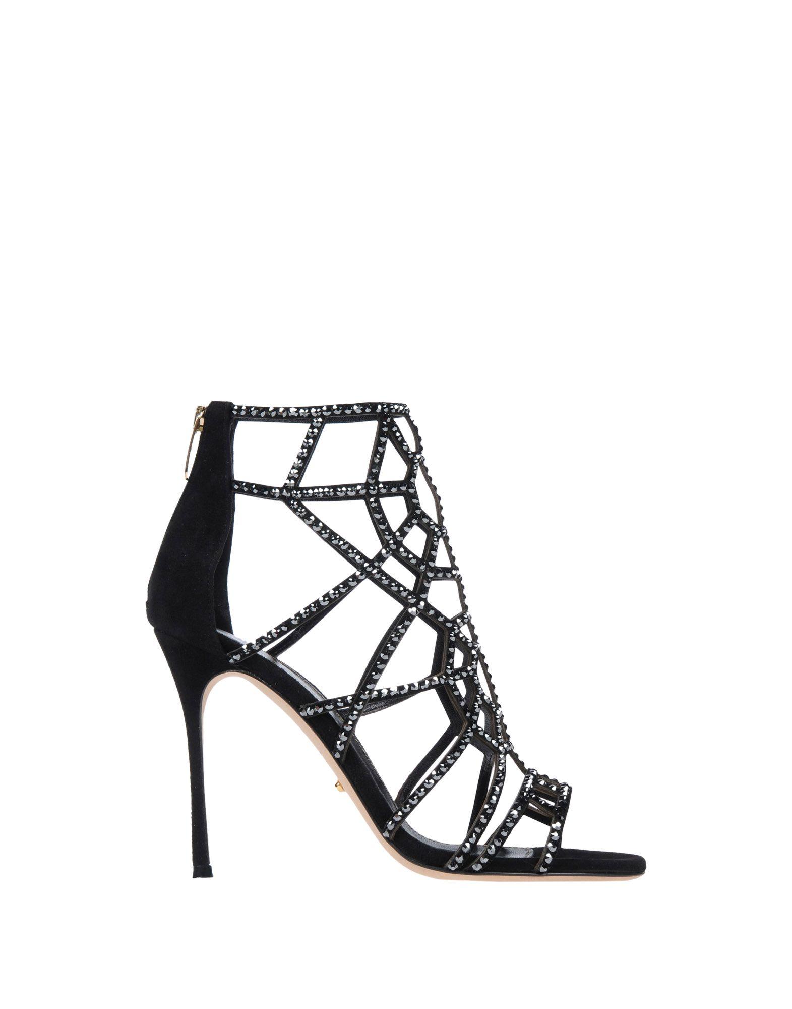 Sergio Rossi Sandalen Damen Schuhe  11456313ITGünstige gut aussehende Schuhe Damen 840662
