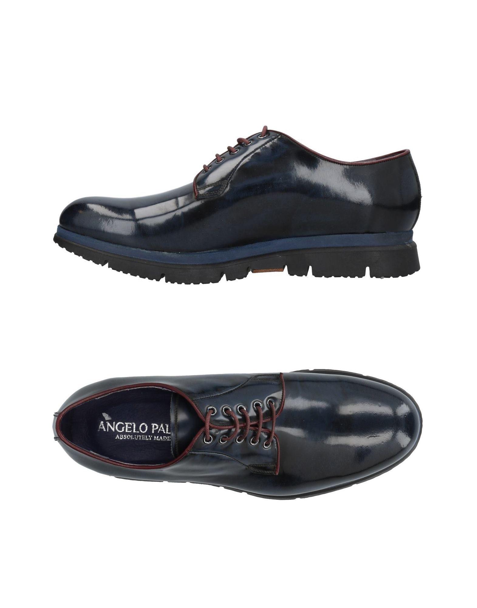 Rabatt echte Schuhe Angelo Pallotta Schnürschuhe Herren  11456339RR