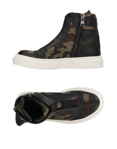 Descuento por tiempo limitado Zapatillas Dbyd X Yoox Hombre - Zapatillas Dbyd X Yoox   - 11456343DP Verde militar