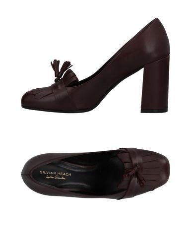 Los zapatos más populares para hombres Heach y mujeres Mocasín Silvian Heach hombres Mujer - Mocasines Silvian Heach - 11456355RO Burdeos 87a9cb
